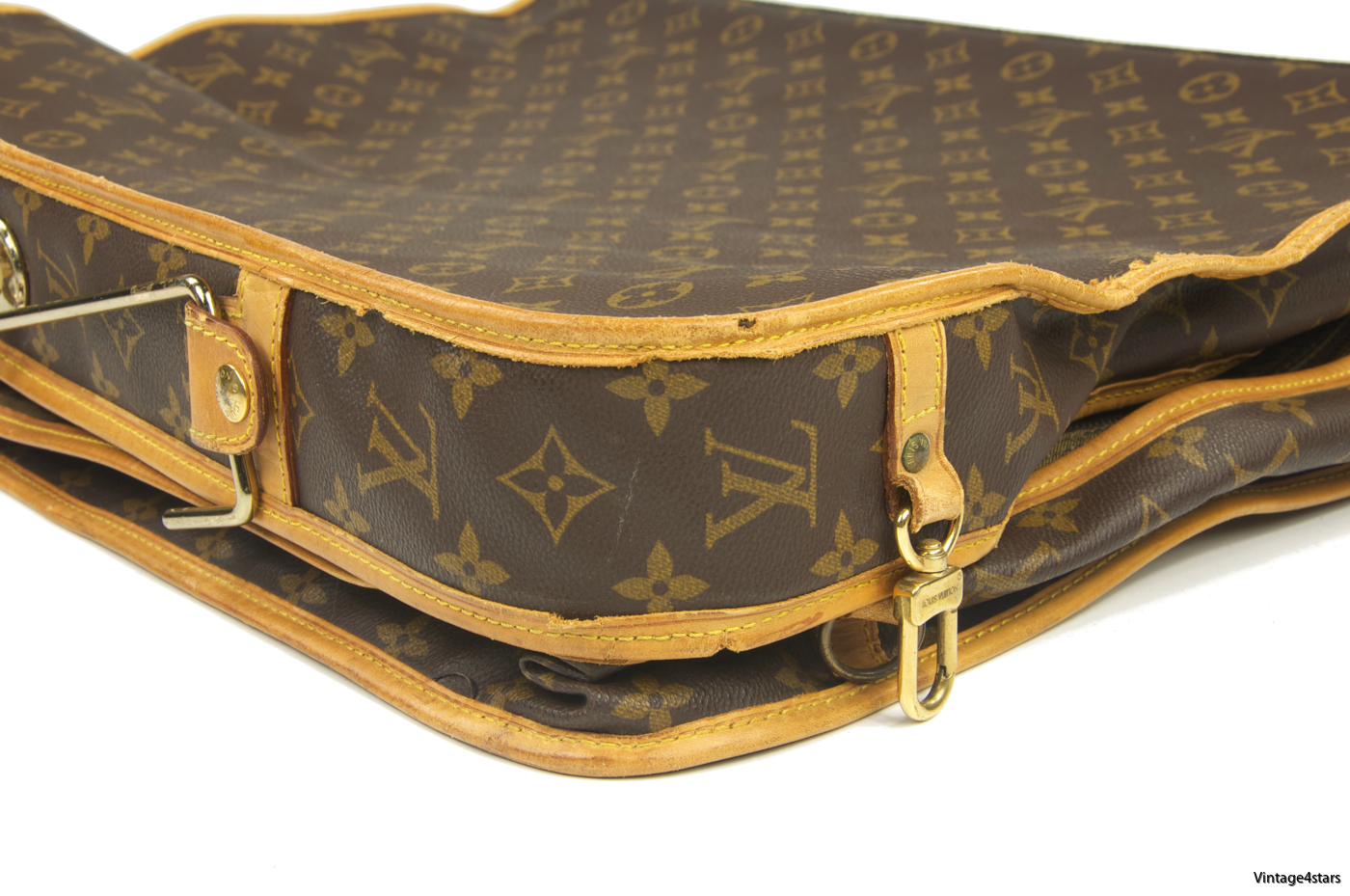 Louis Vuitton Garment Bag 3 Hangers Monogram 08
