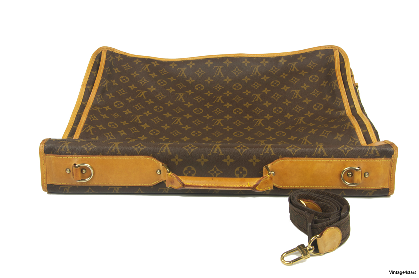 Louis Vuitton Garment Bag 3 Hangers Monogram 05