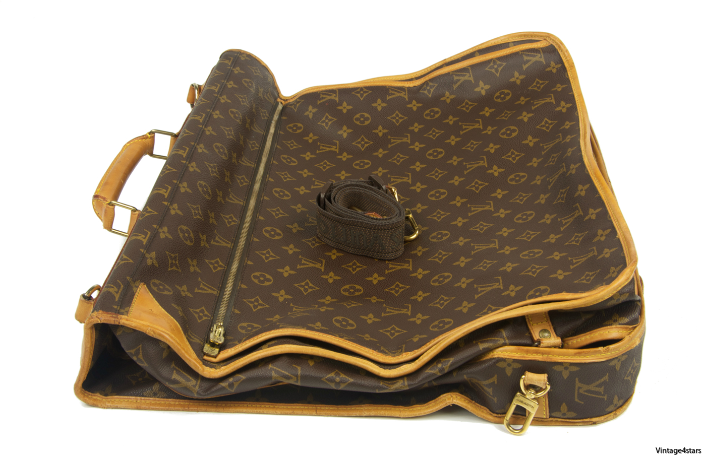 Louis Vuitton Garment Bag 3 Hangers Monogram