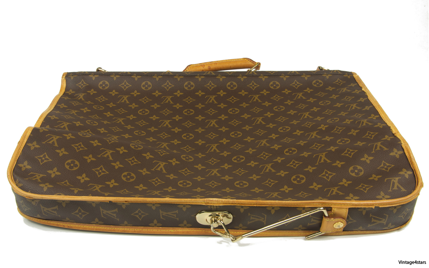 Louis Vuitton Garment Bag 3 Hangers 14