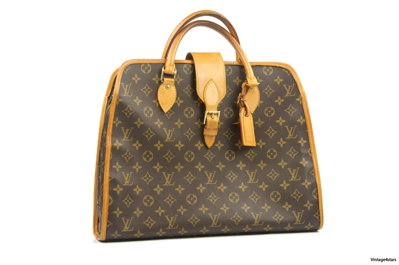 Louis Vuitton Rivoli Monogram 100