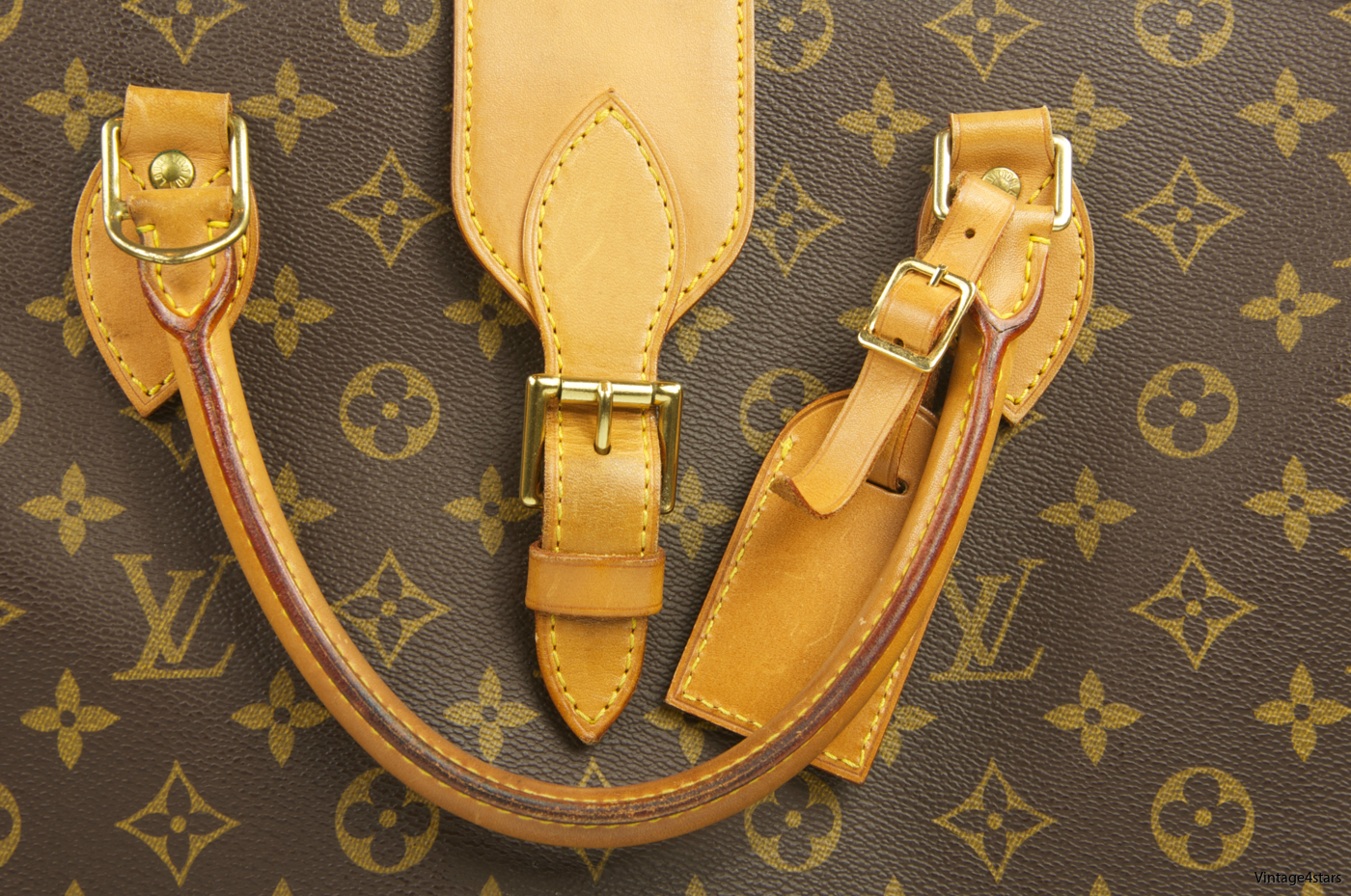 Louis Vuitton Rivoli Monogram 125