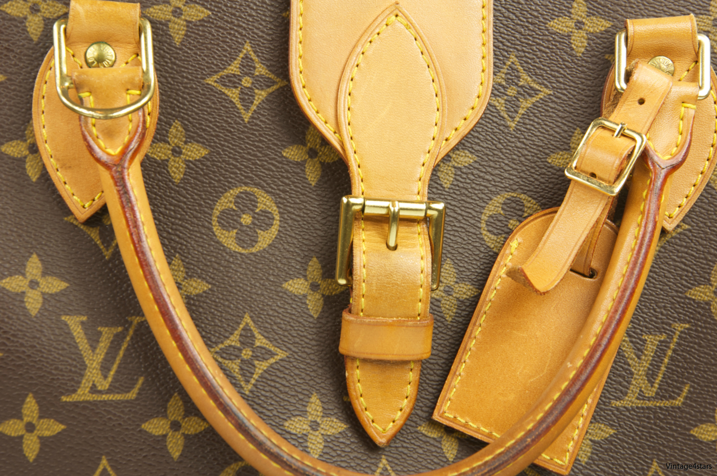 Louis Vuitton Rivoli Monogram 123
