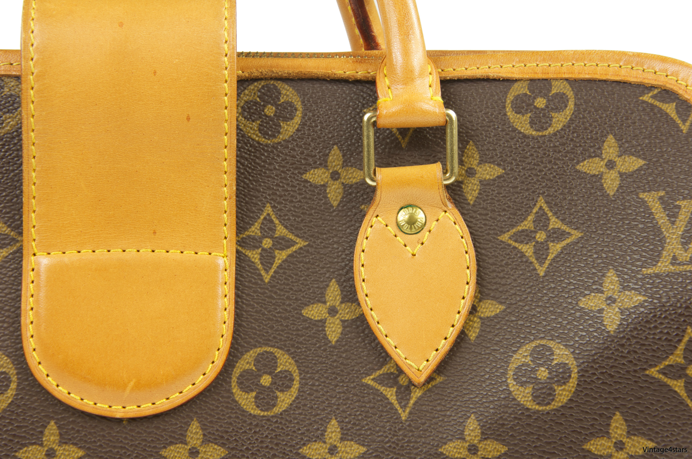 Louis Vuitton Rivoli Monogram 110
