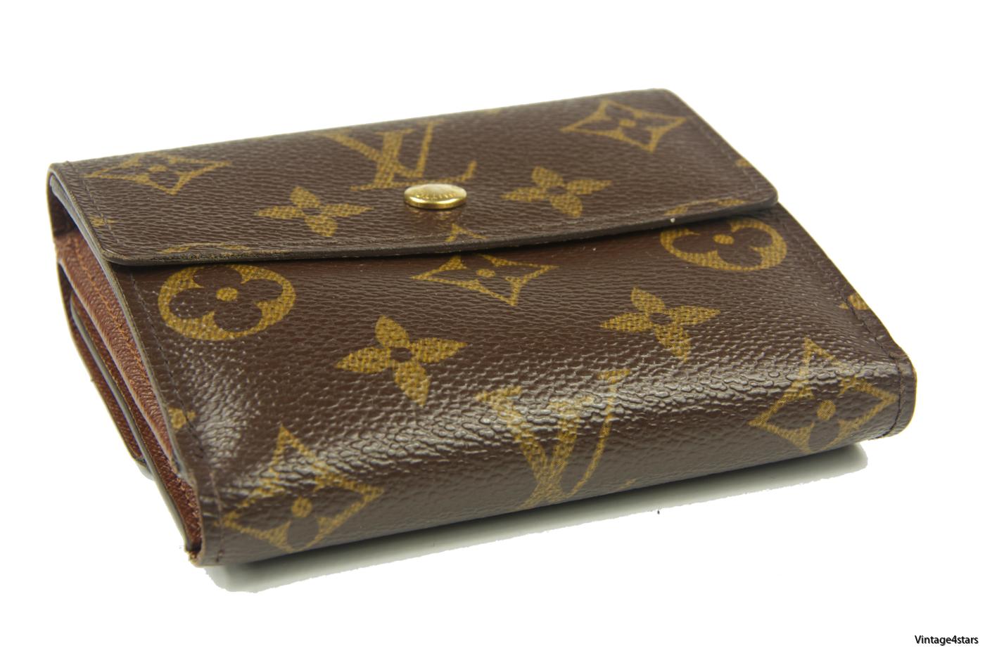 Louis Vuitton Portefeiulle Elise Trifold 201