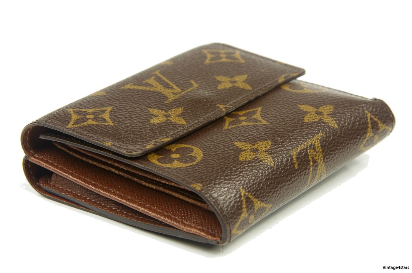 Louis Vuitton Portefeiulle Elise Trifold 204