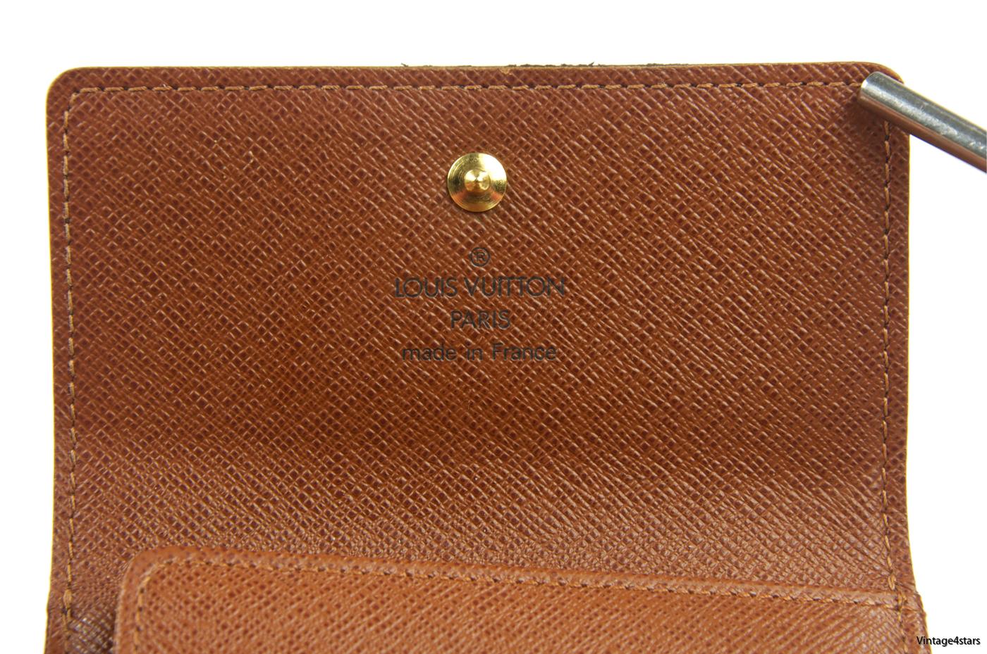 Louis Vuitton Portefeiulle Elise Trifold 205