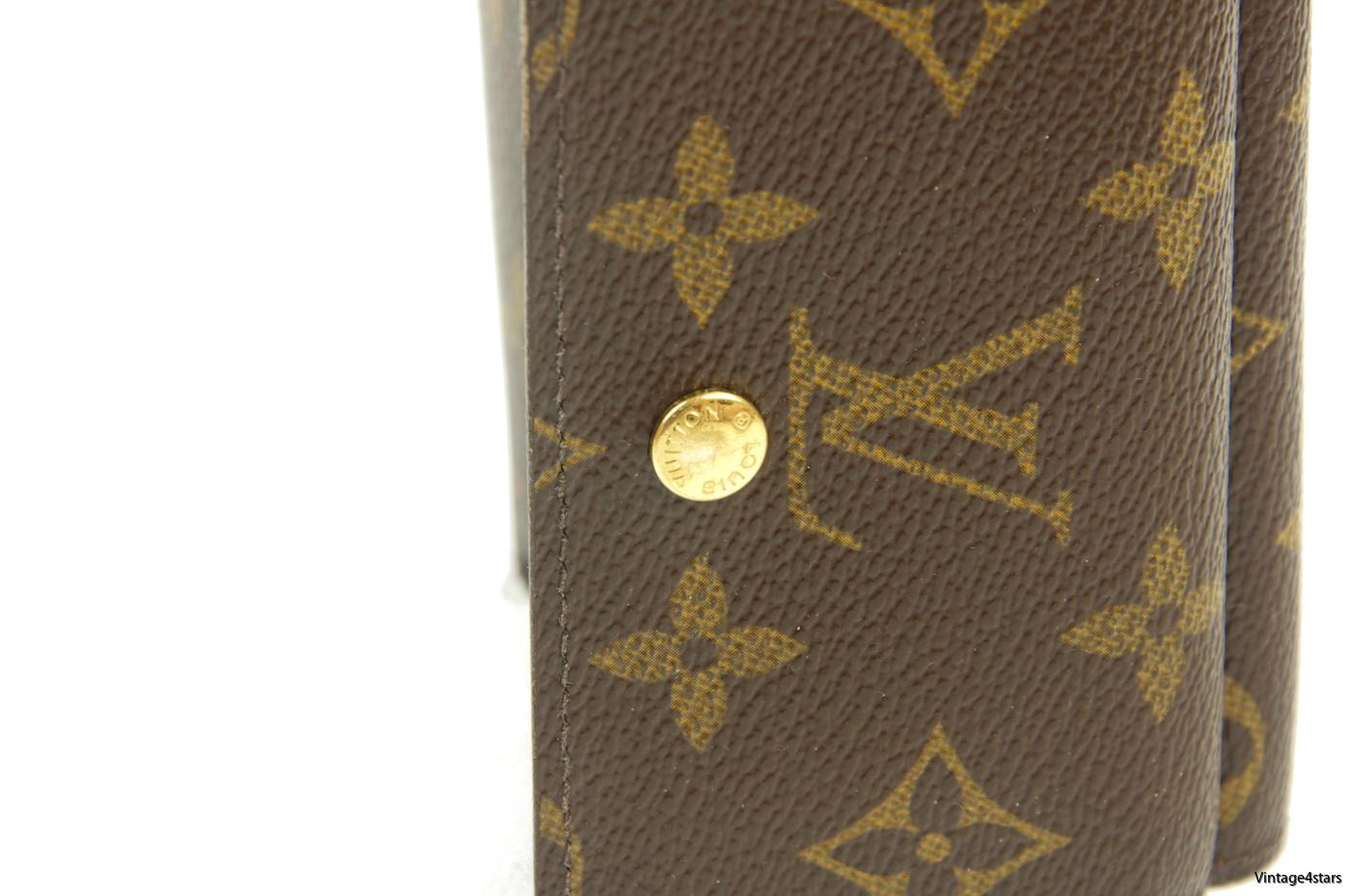 Louis Vuitton Portefeiulle Elise Trifold 211