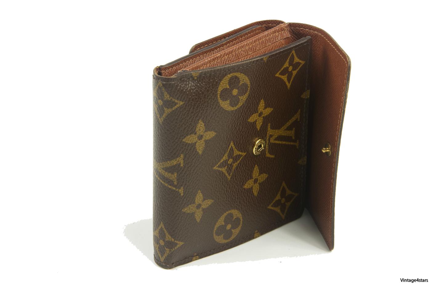 Louis Vuitton Portefeiulle Elise Trifold 213