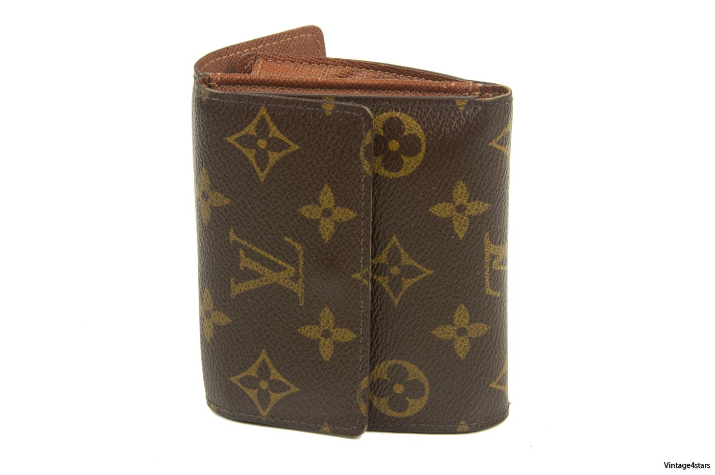 Louis Vuitton Portefeiulle Elise Trifold 214