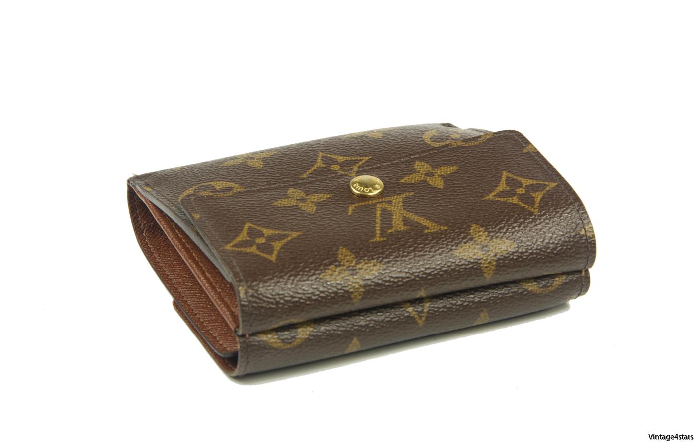 Louis Vuitton Portefeiulle Elise Trifold 216