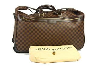 Louis Vuitton Eole 60 Damier Ebene - Louis Vuitton Eole 60 Damier Ebene