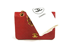CHANEL Single Full Flap Lambskin