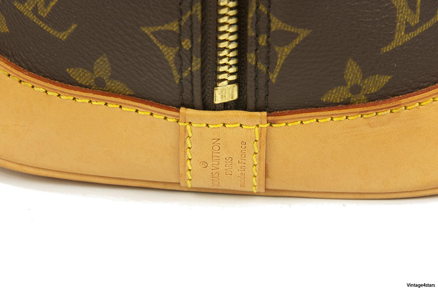 Louis Vuitton Alma 10