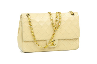 CHANEL Double Flap Bijoux