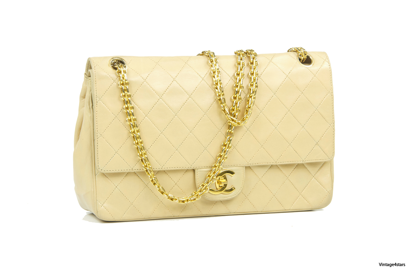 Chanel double flap 200