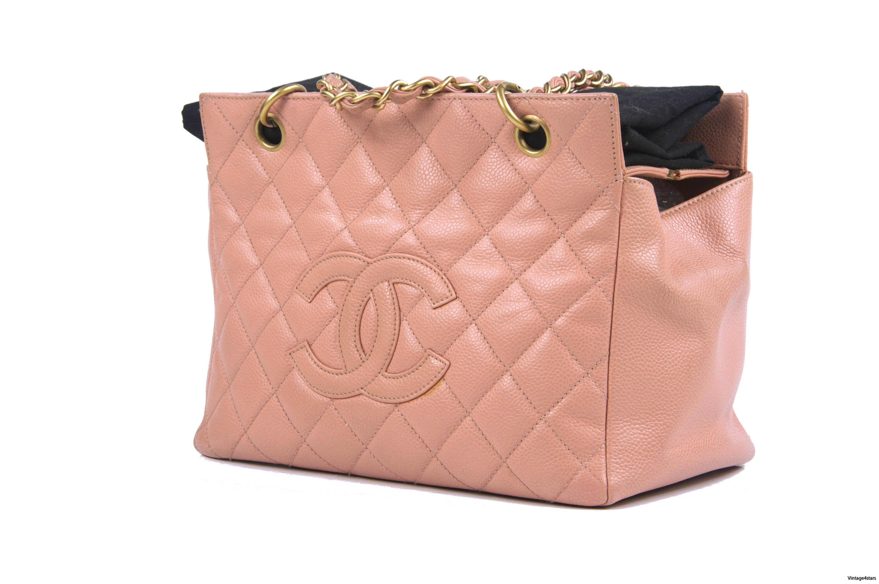 CHANEL Timeless Caviar Pink 828