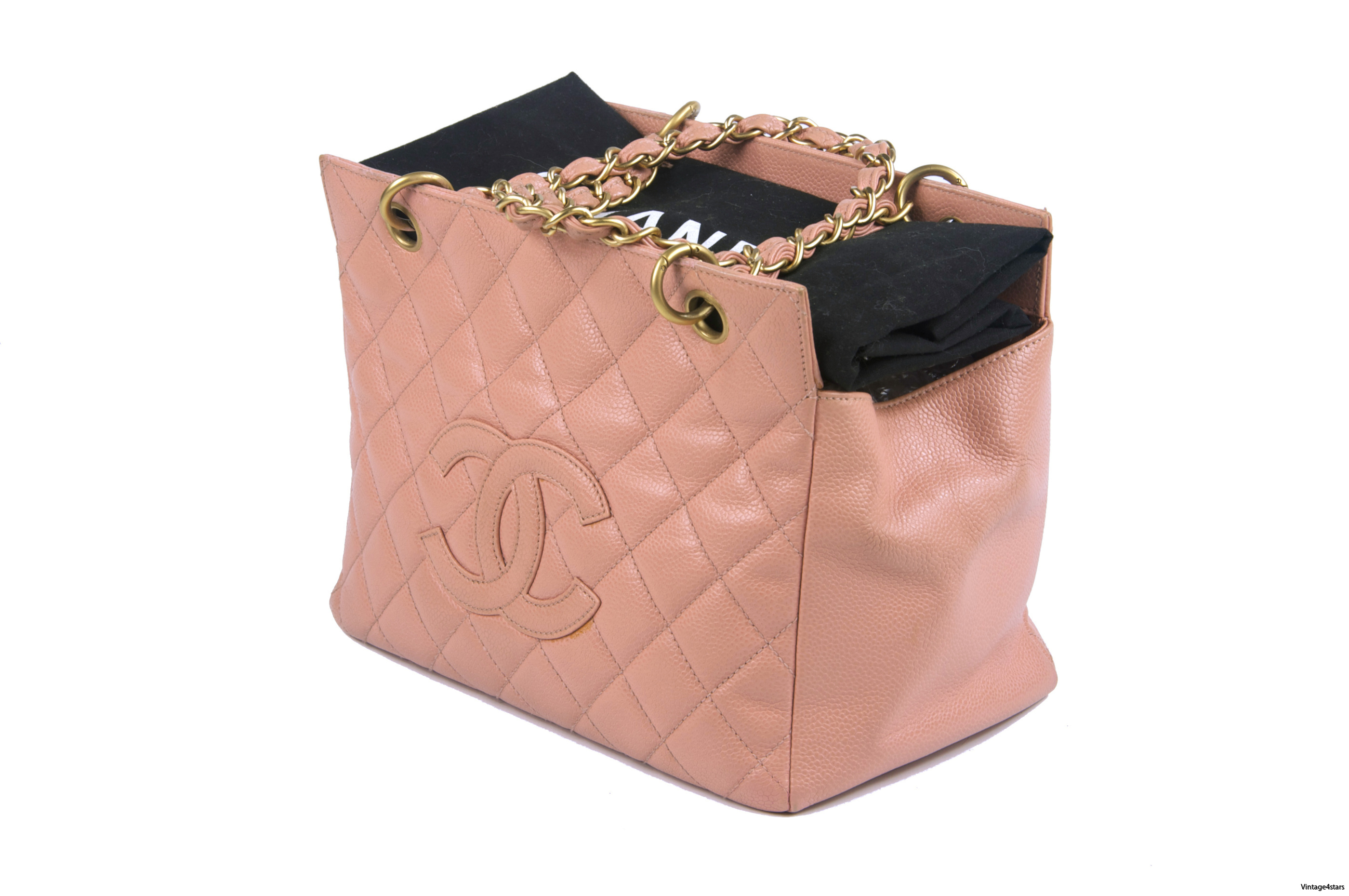 CHANEL Timeless Caviar Pink 831