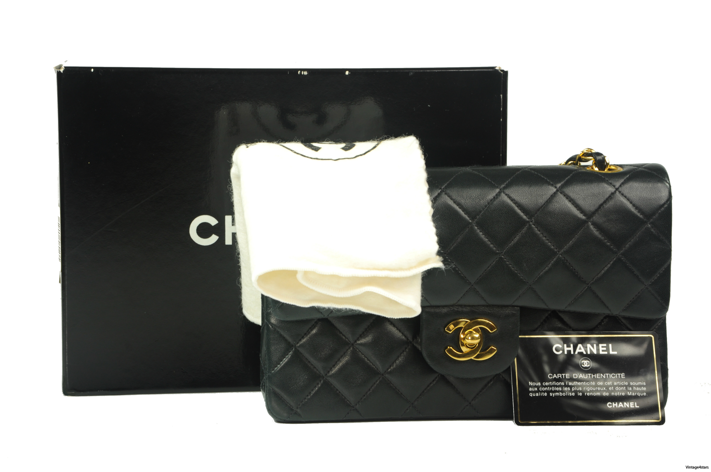 CHANEL Double Flap 116