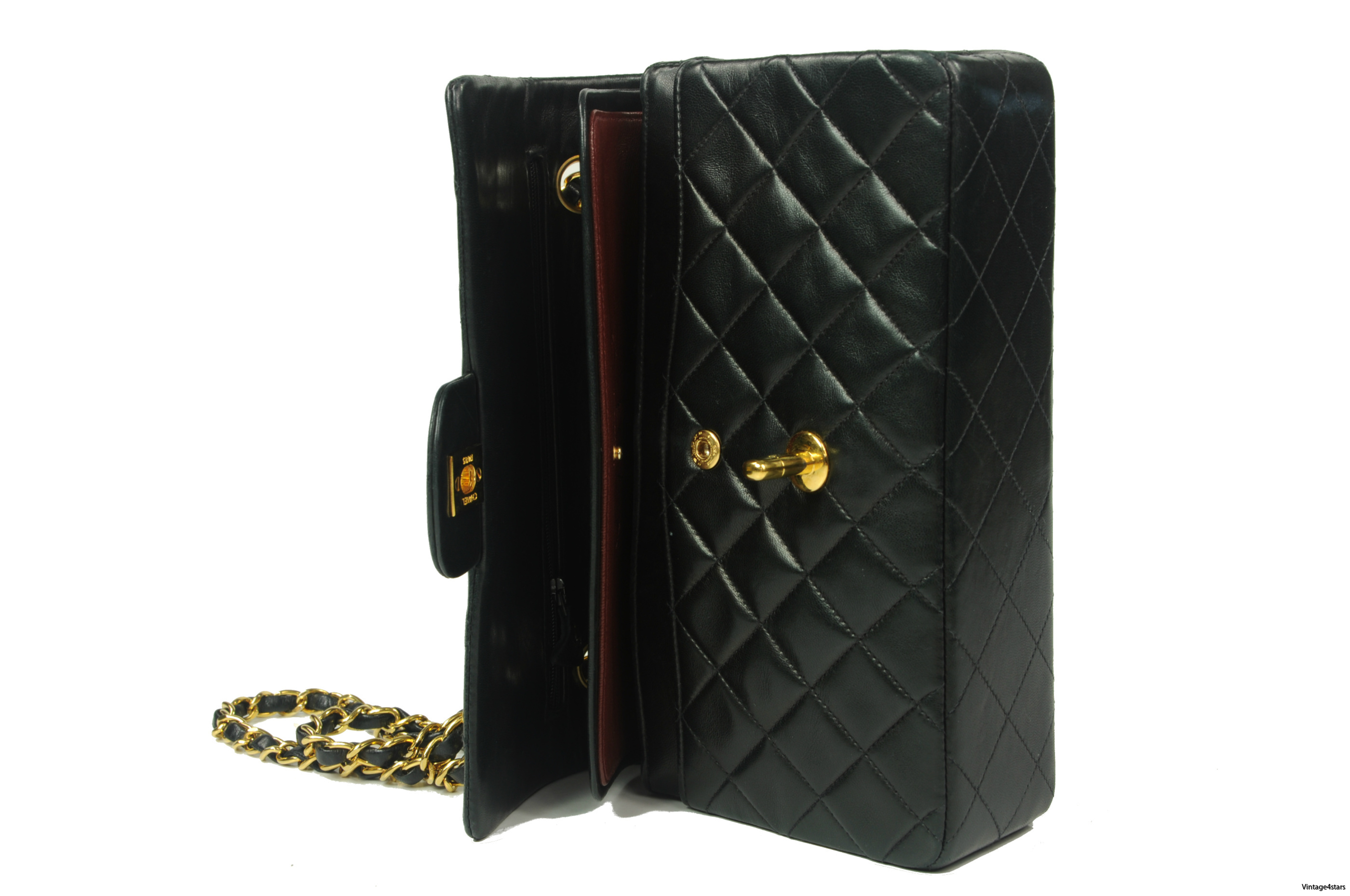 CHANEL Double Flap 223