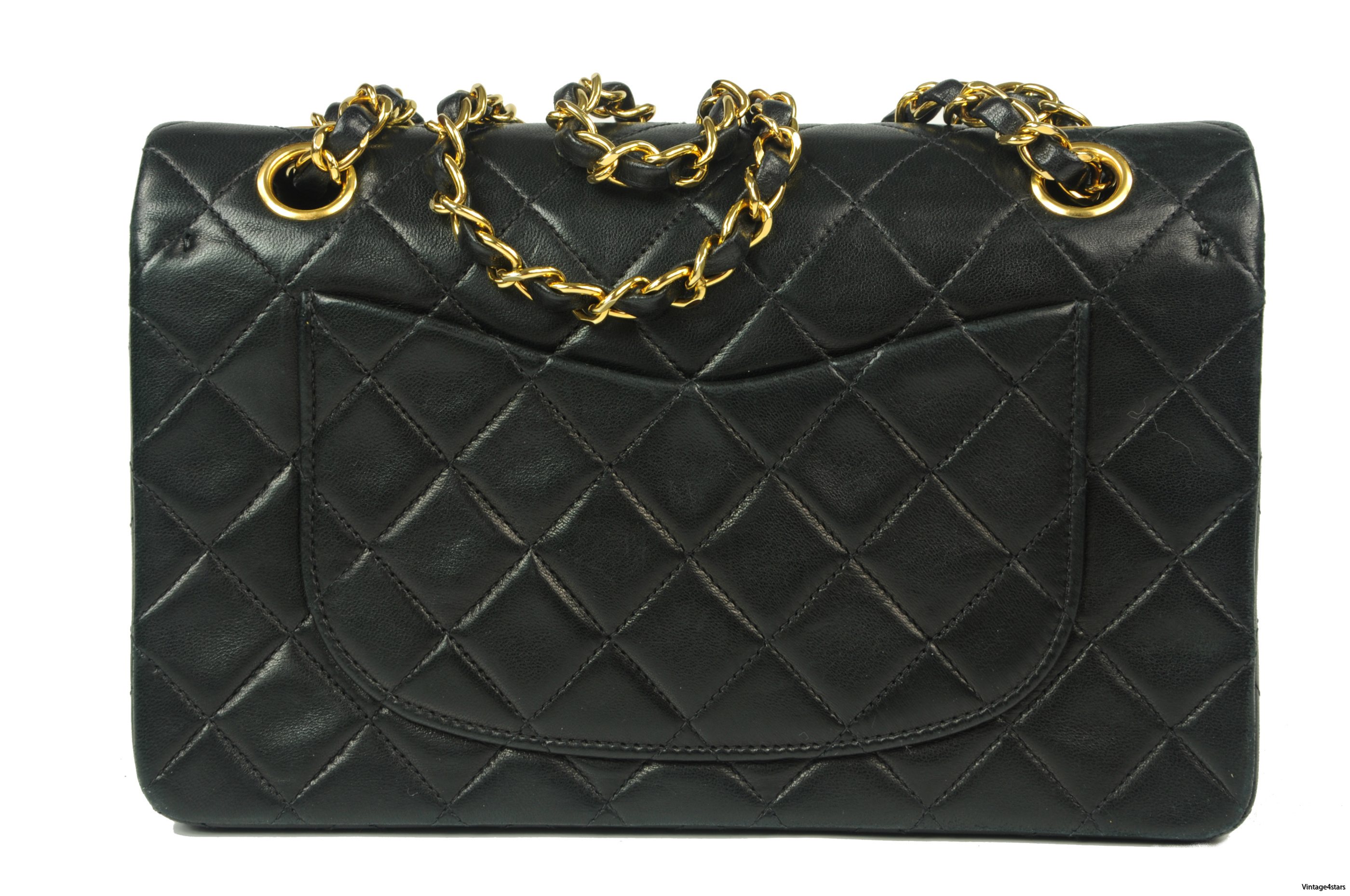 CHANEL Double Flap 101