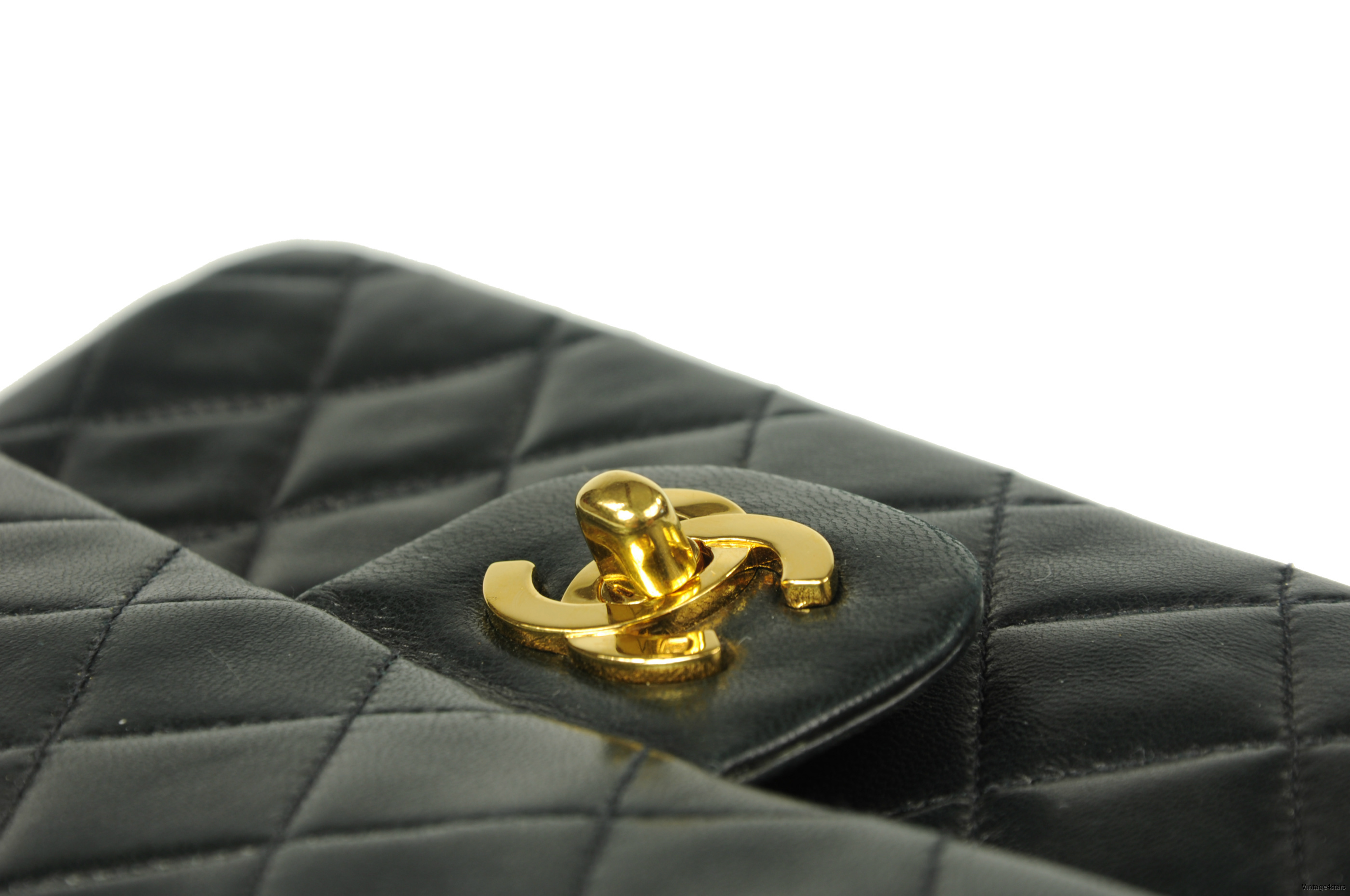 CHANEL Double Flap 114