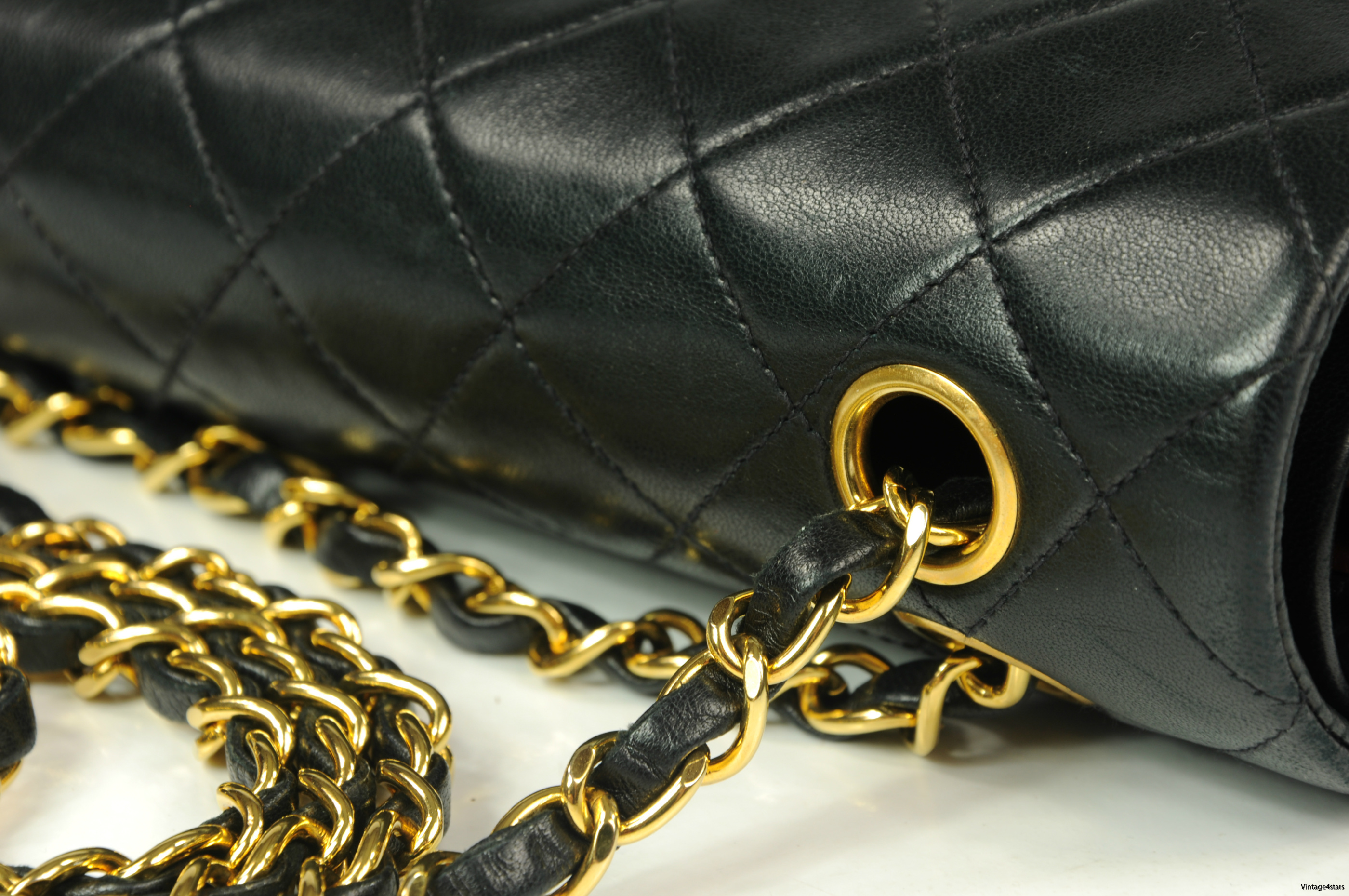 CHANEL Double Flap 113