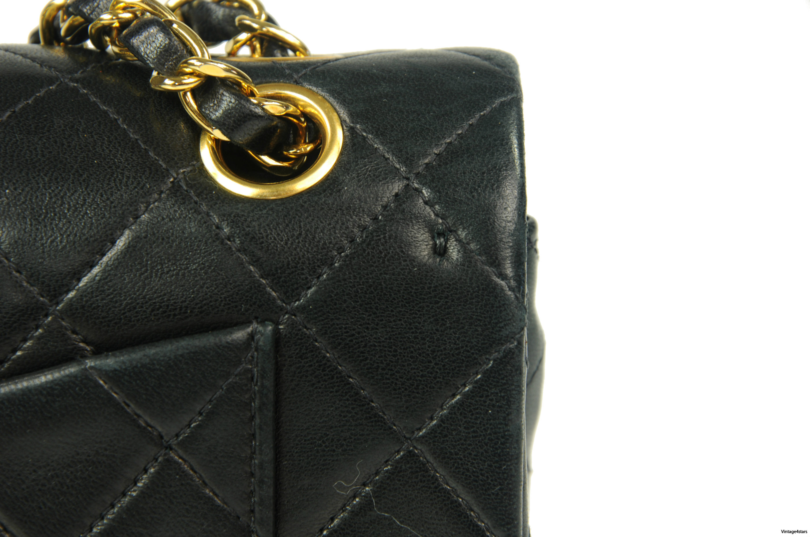 CHANEL Double Flap 100