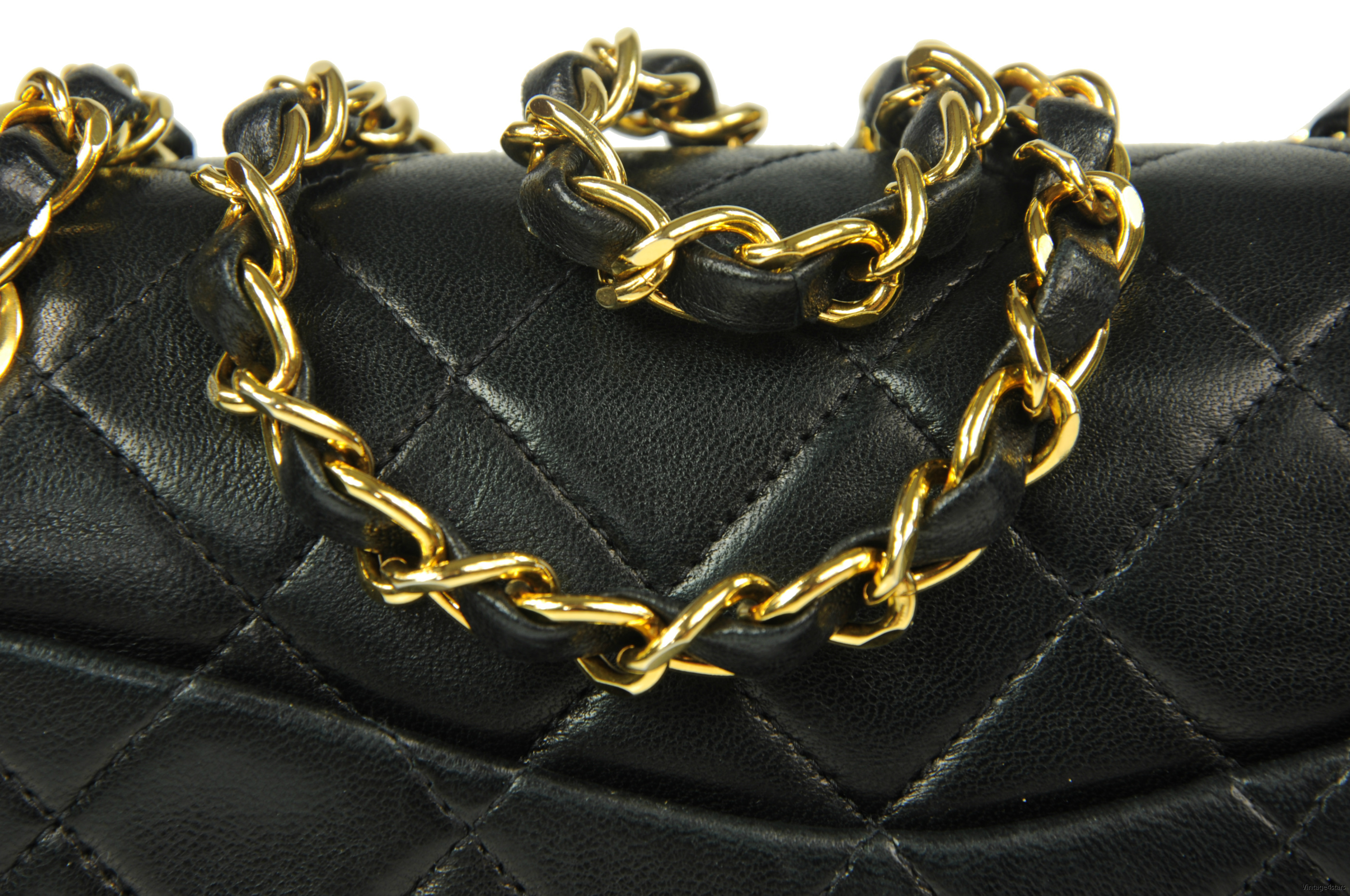 CHANEL Double Flap 102