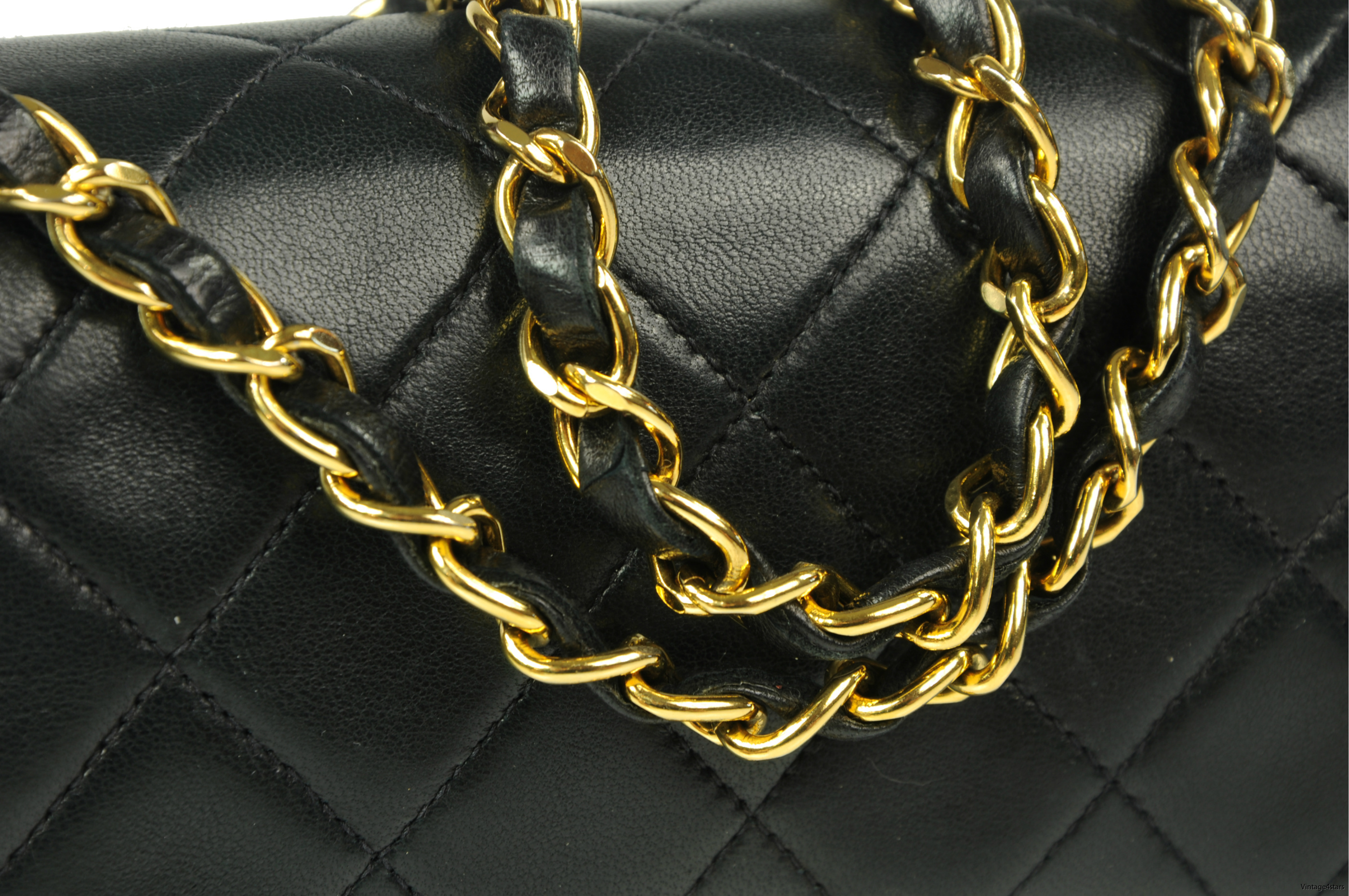 CHANEL Double Flap 110