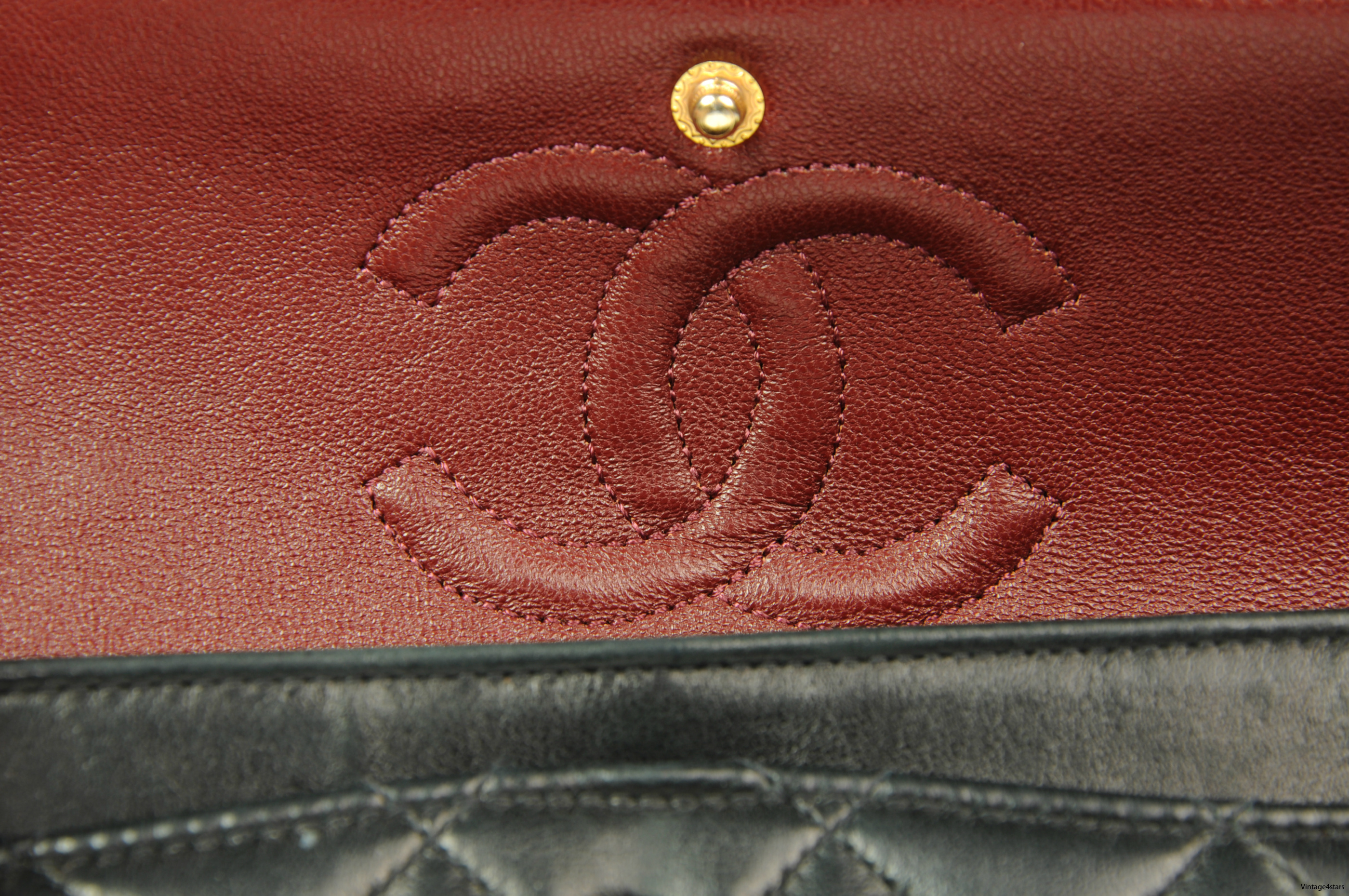 CHANEL Double Flap 119