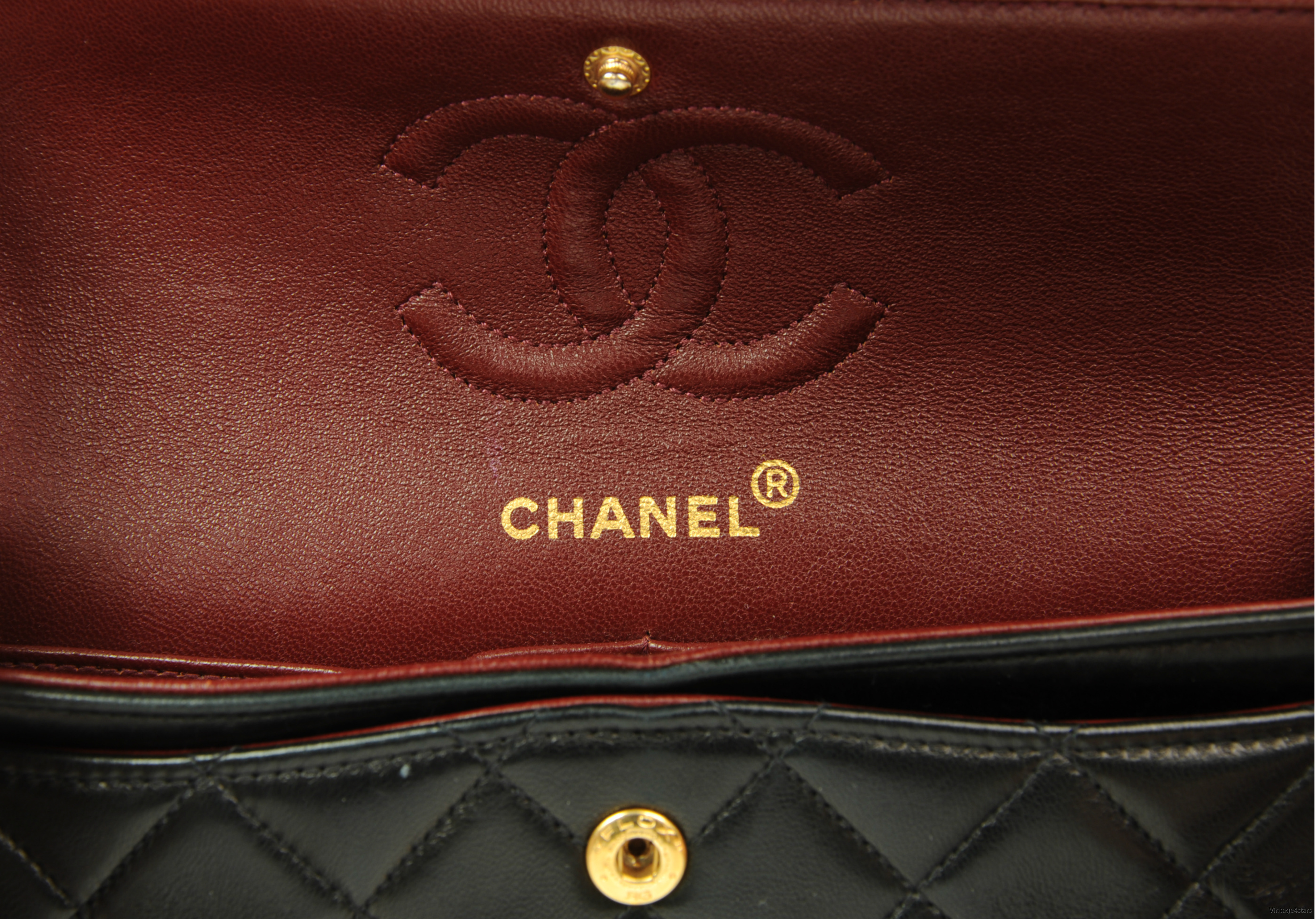 CHANEL Double Flap 120