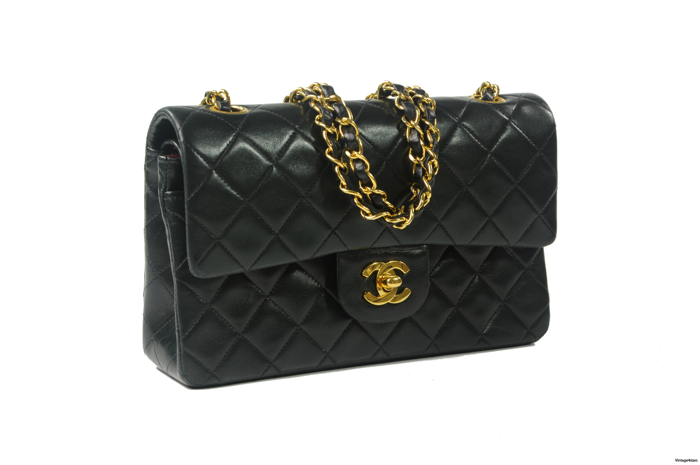 CHANEL Double Flap 304a