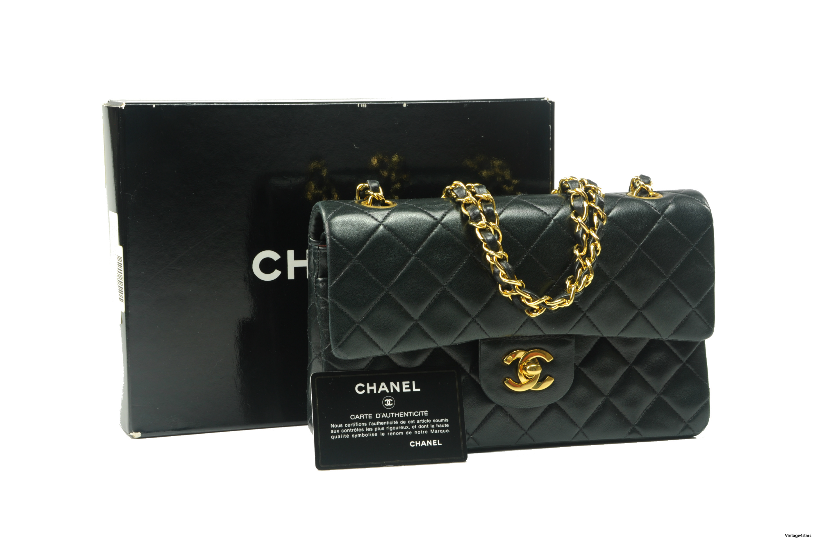 CHANEL Double Flap 305a