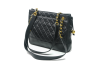 CHANEL Quilted Lambskin Medium Tote  - CHANEL Quilted Lambskin Medium Tote