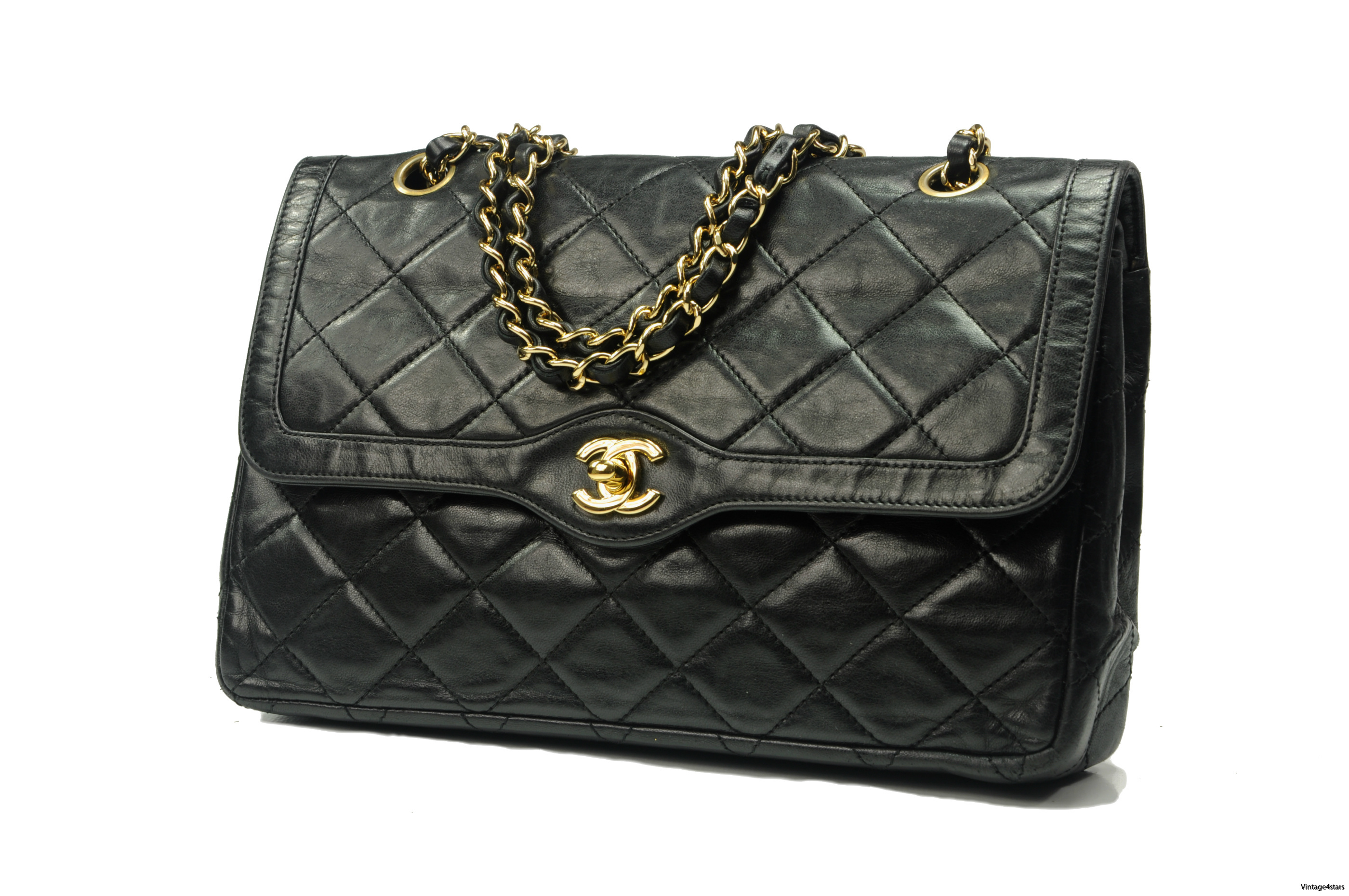 CHANEL Double Flap Paris 1