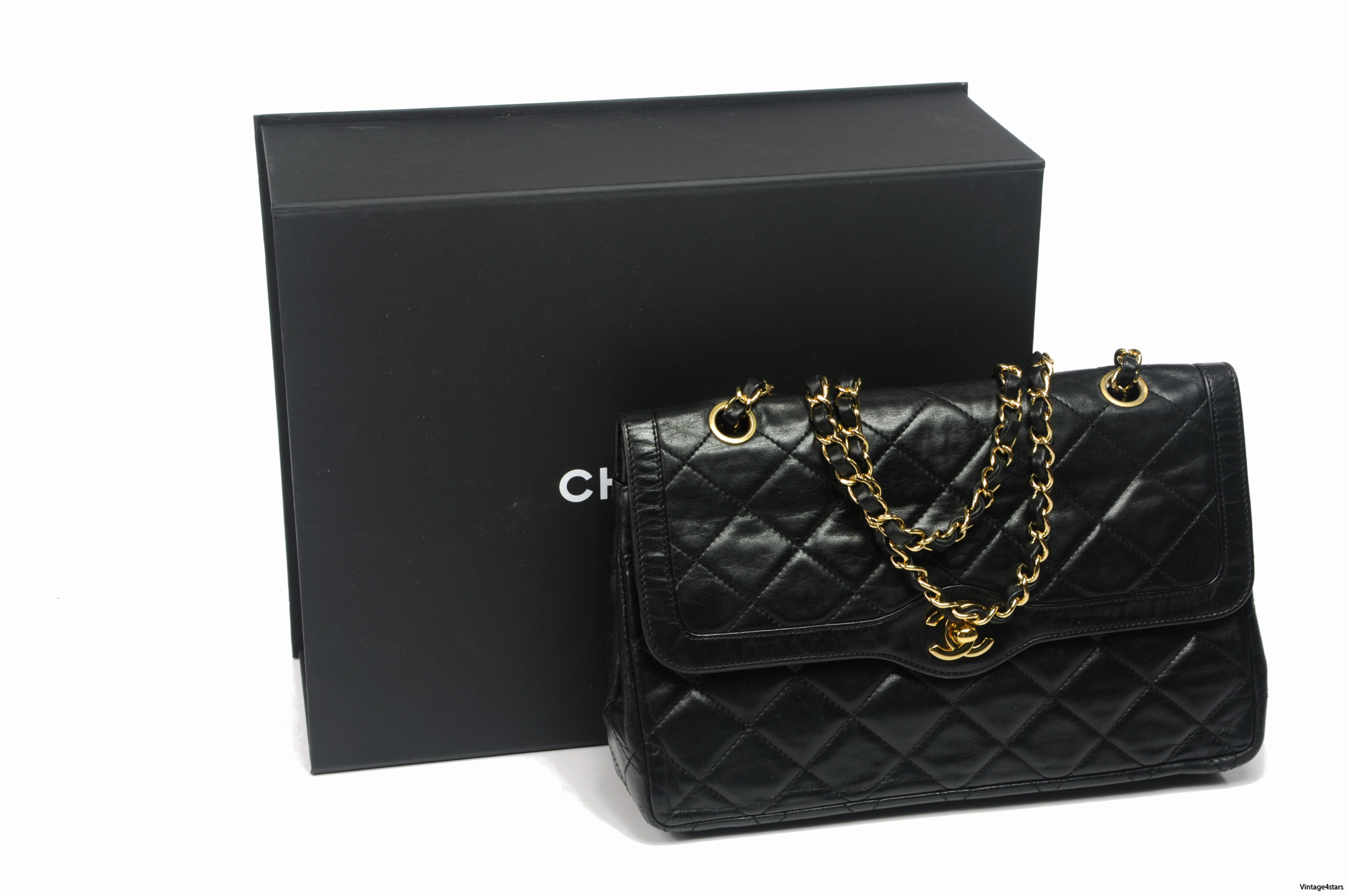 CHANEL Double Flap Paris 19