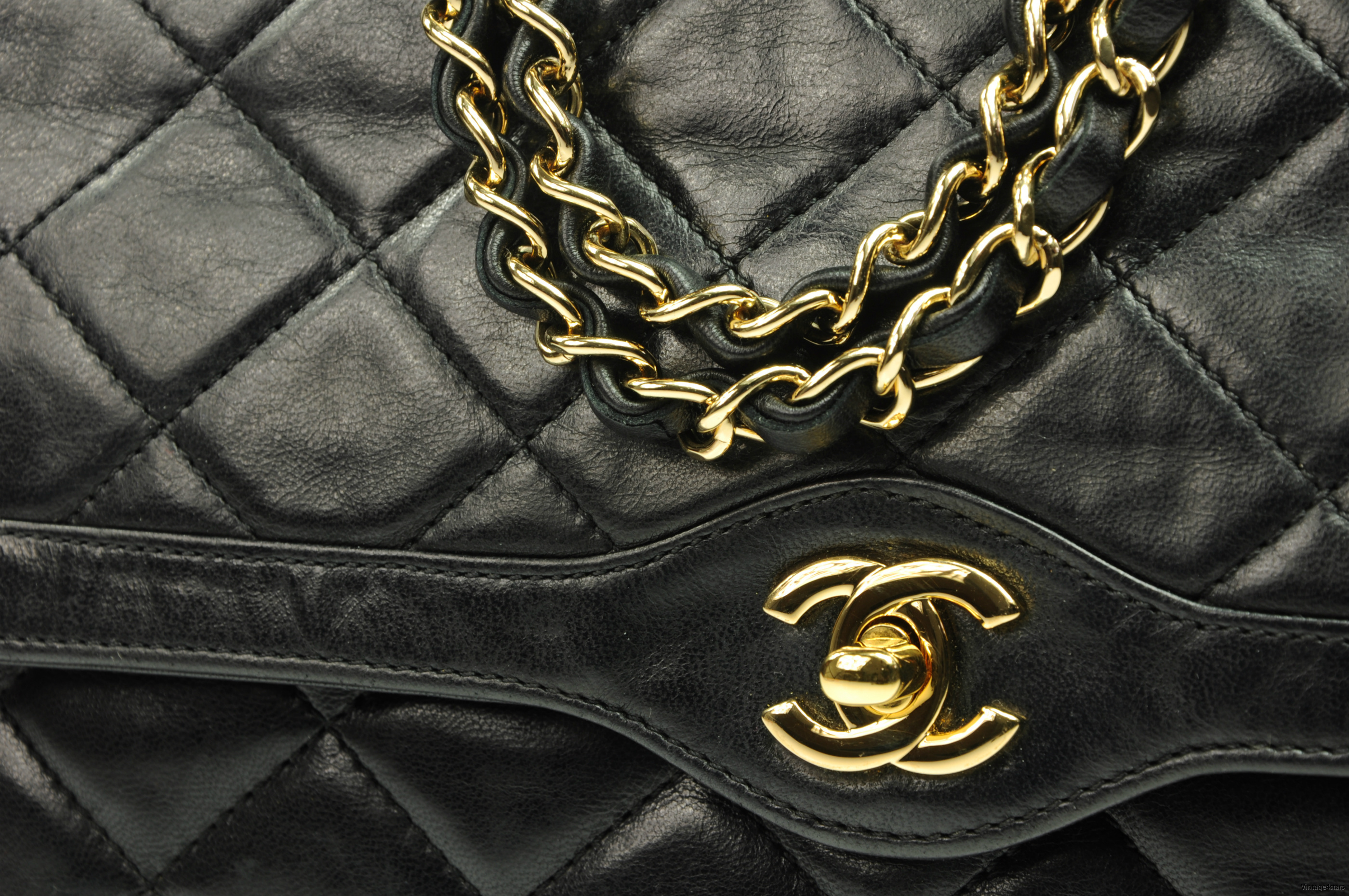 CHANEL Double Flap Paris 4