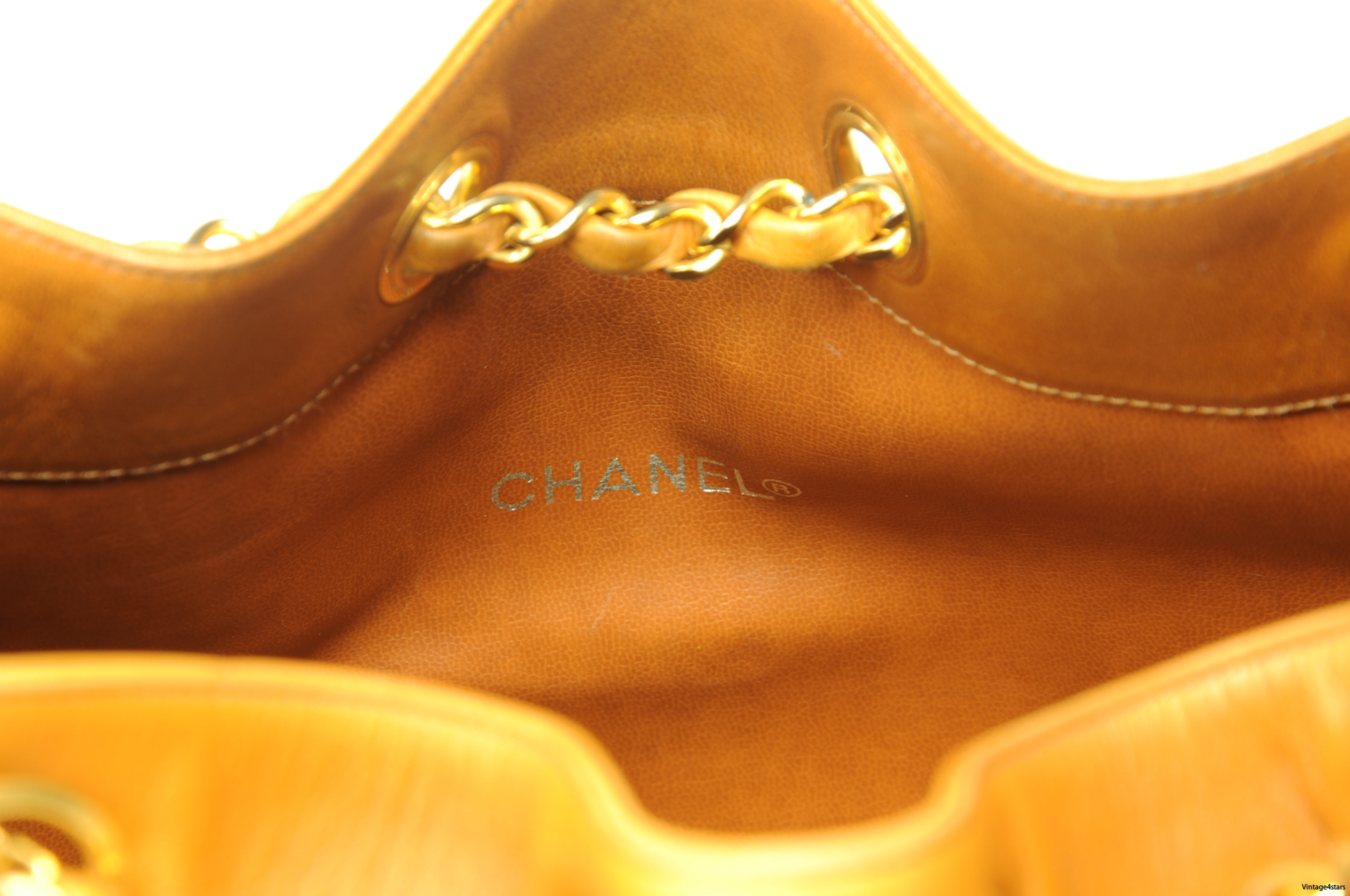 CHANEL Drawstring Shoulder bag 14