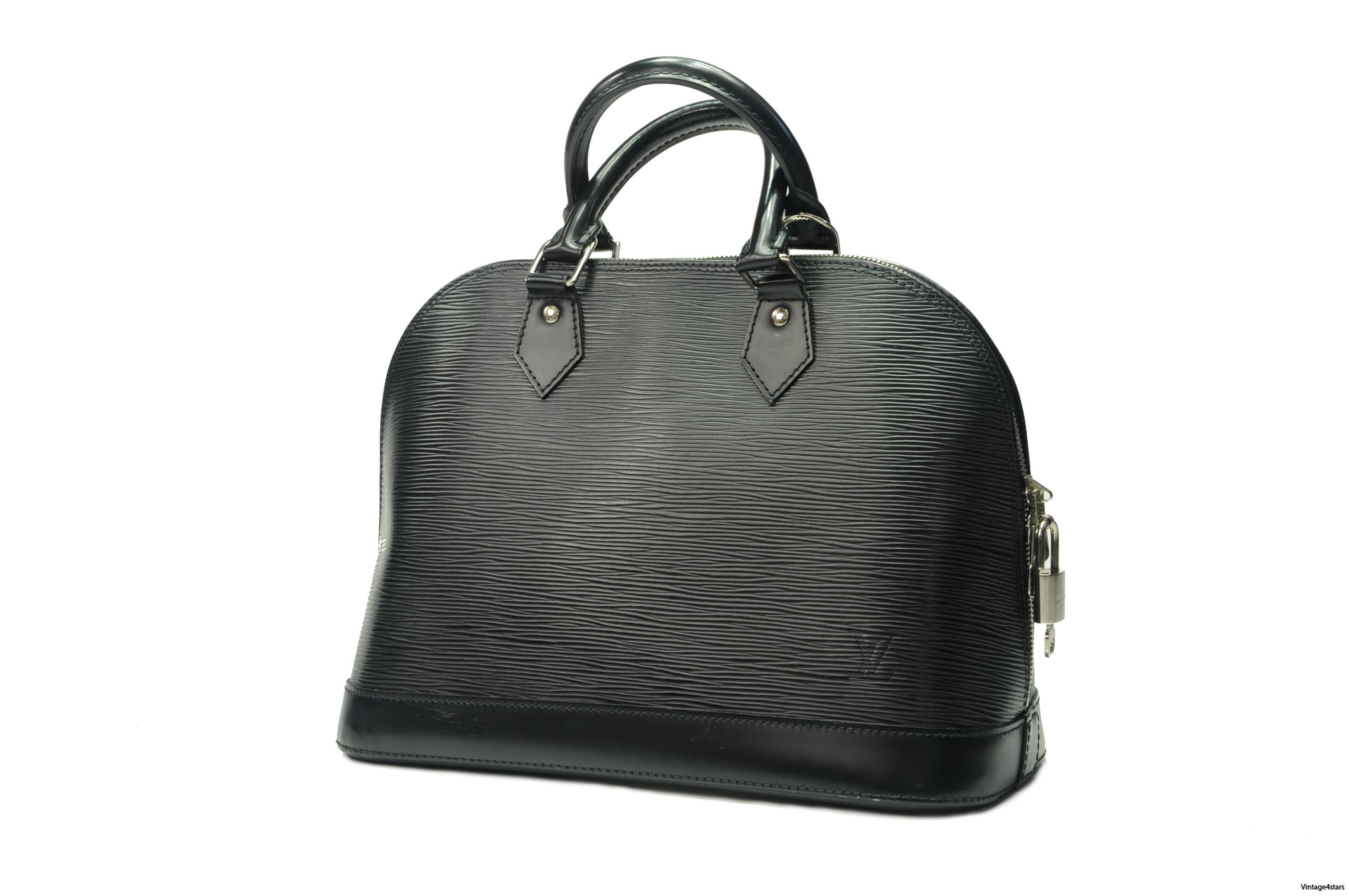 Louis Vuitton Alma Epi Neo 1