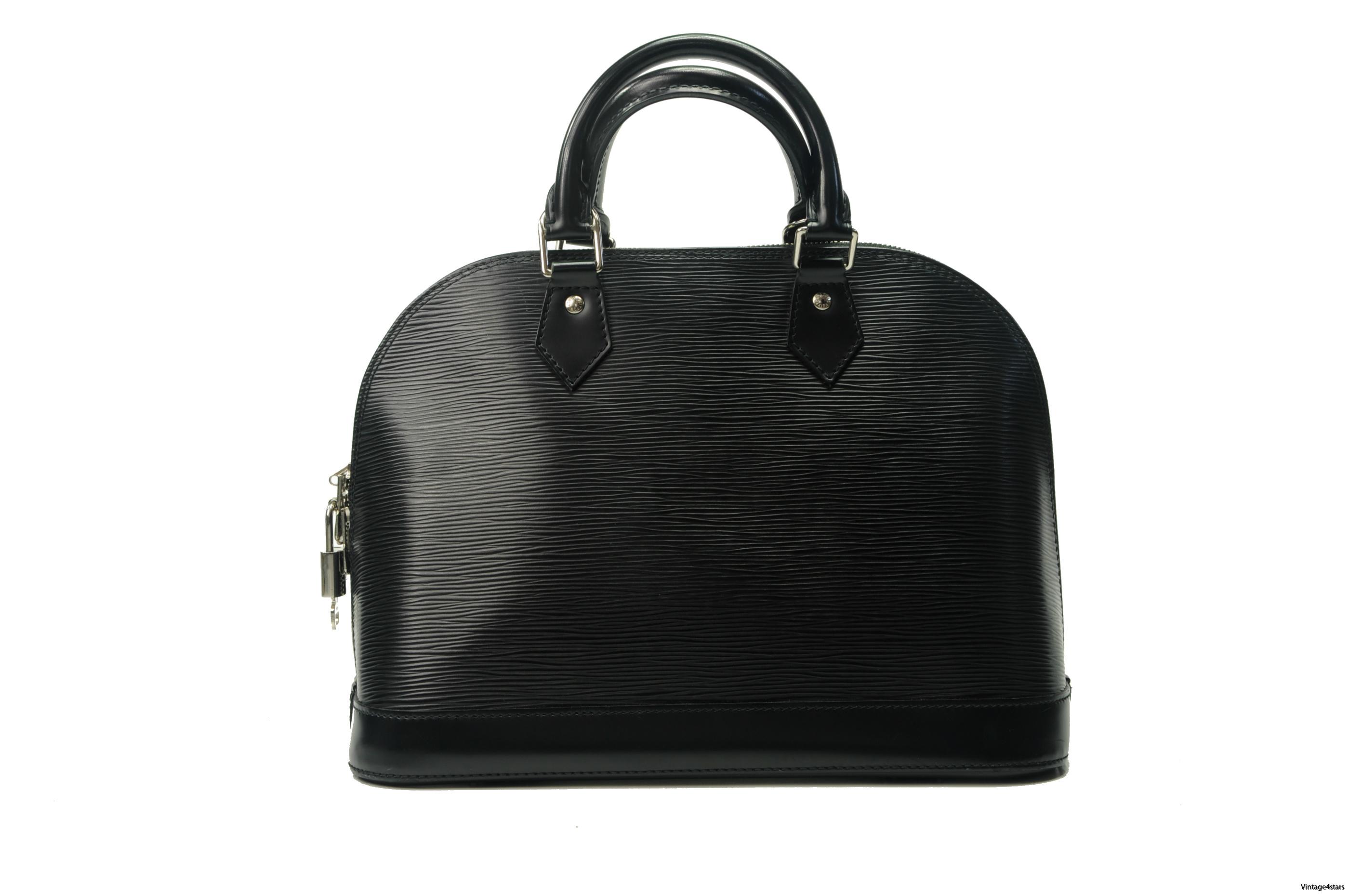Louis Vuitton Alma Epi Neo 5
