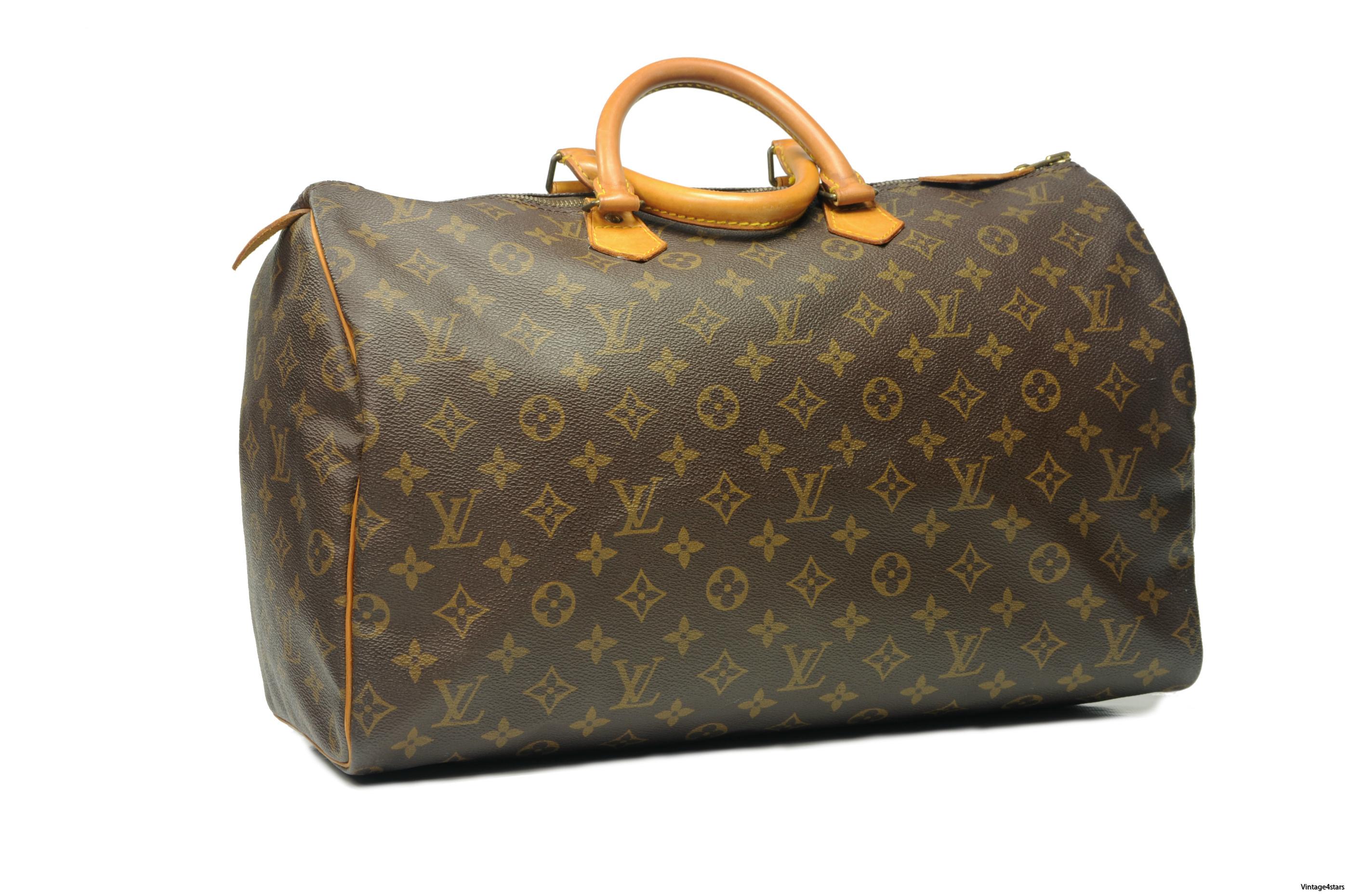 Louis Vuitton Speedy 40 Monogram 1