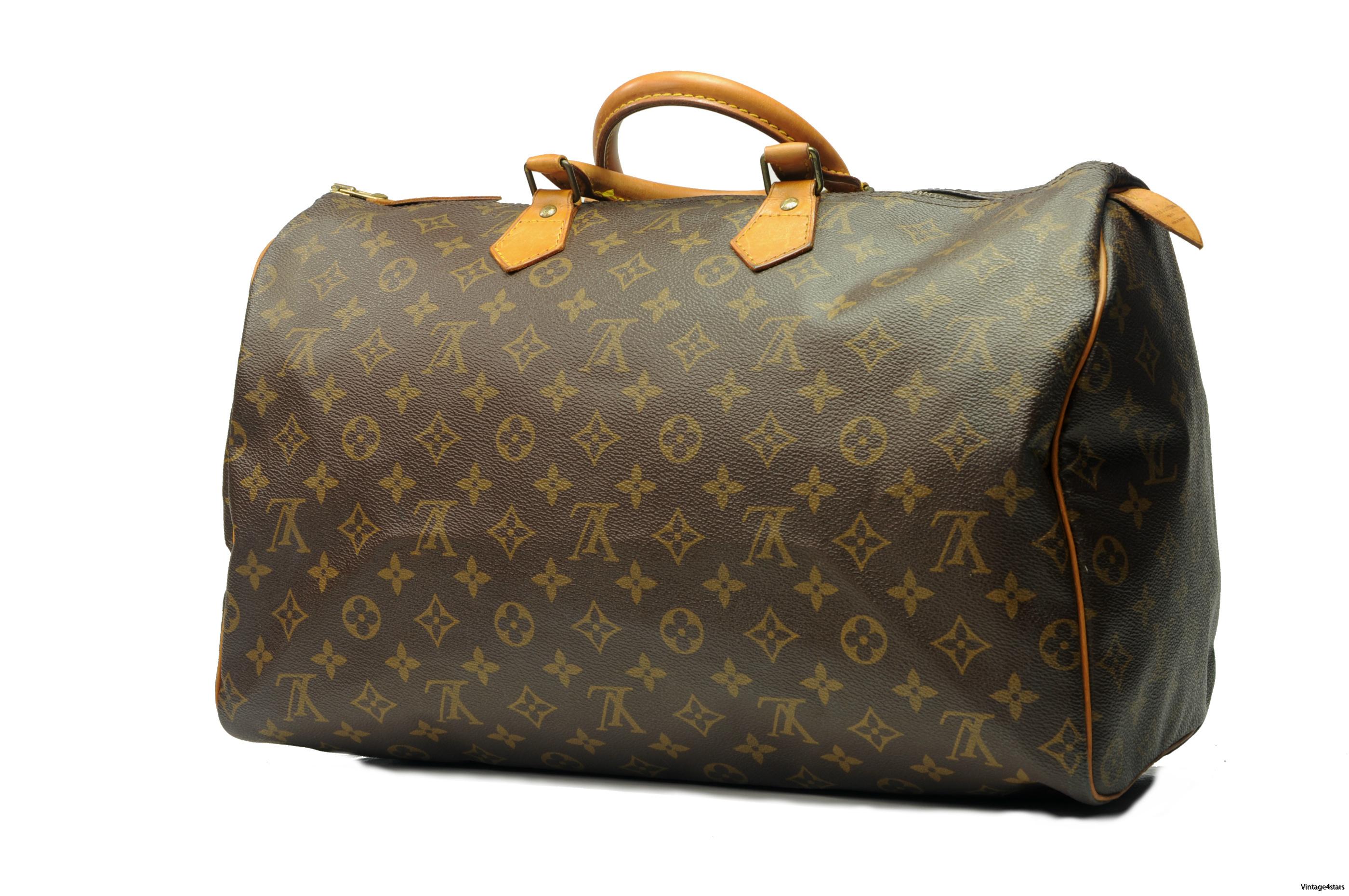 Louis Vuitton Speedy 40 Monogram 4