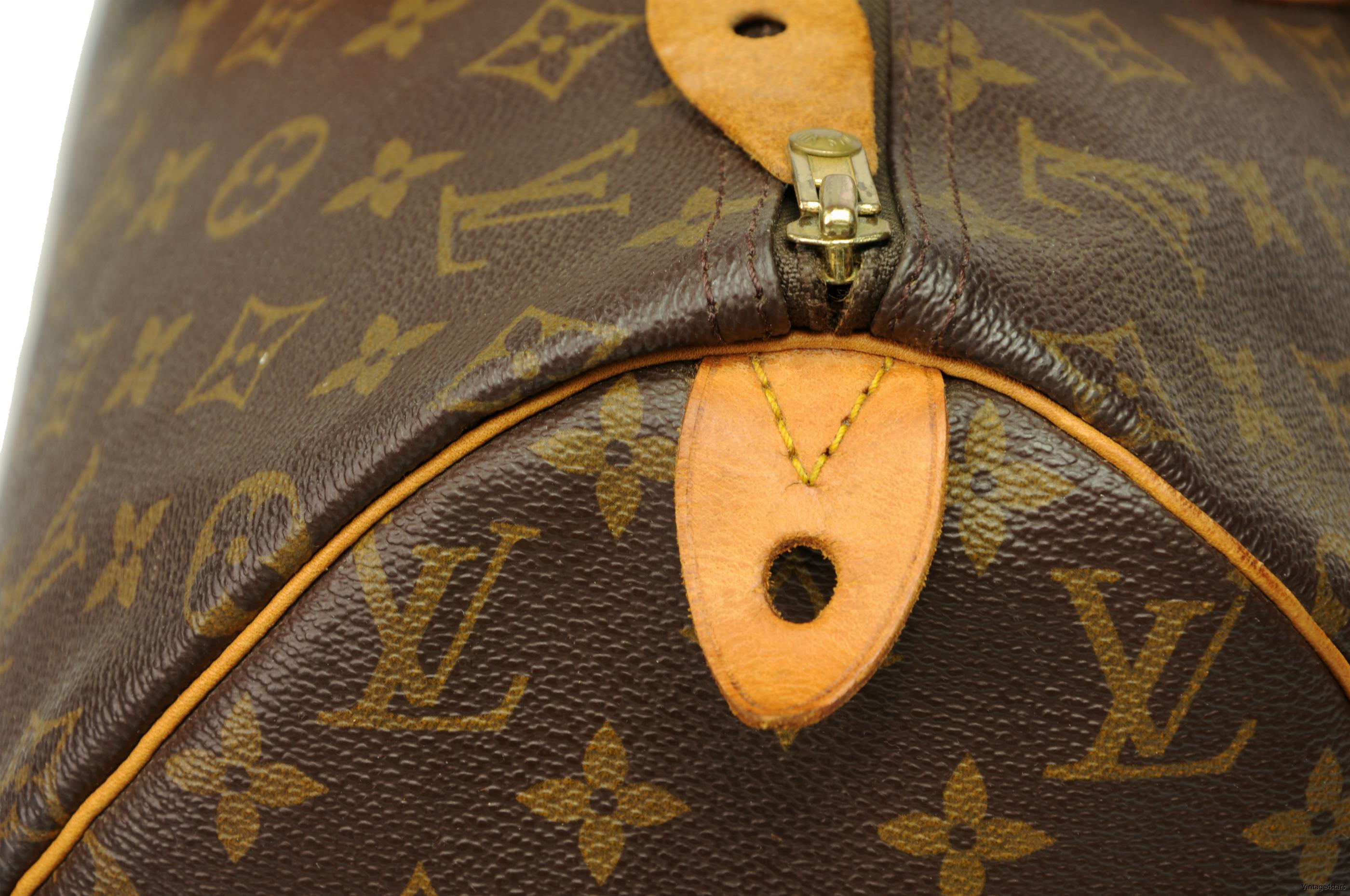 Louis Vuitton Speedy 40 Monogram 10