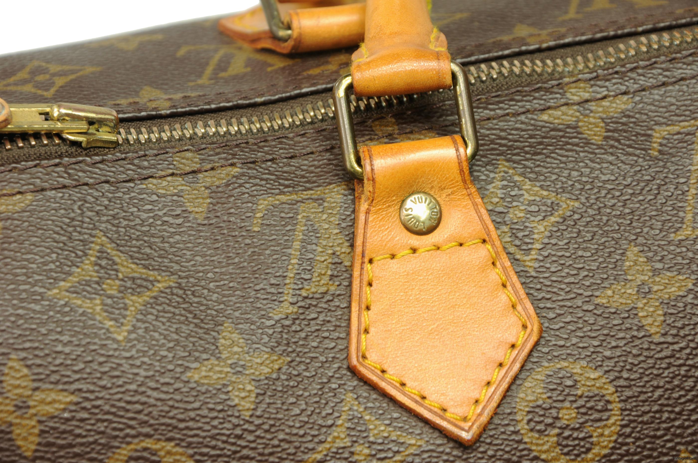 Louis Vuitton Speedy 40 Monogram 12