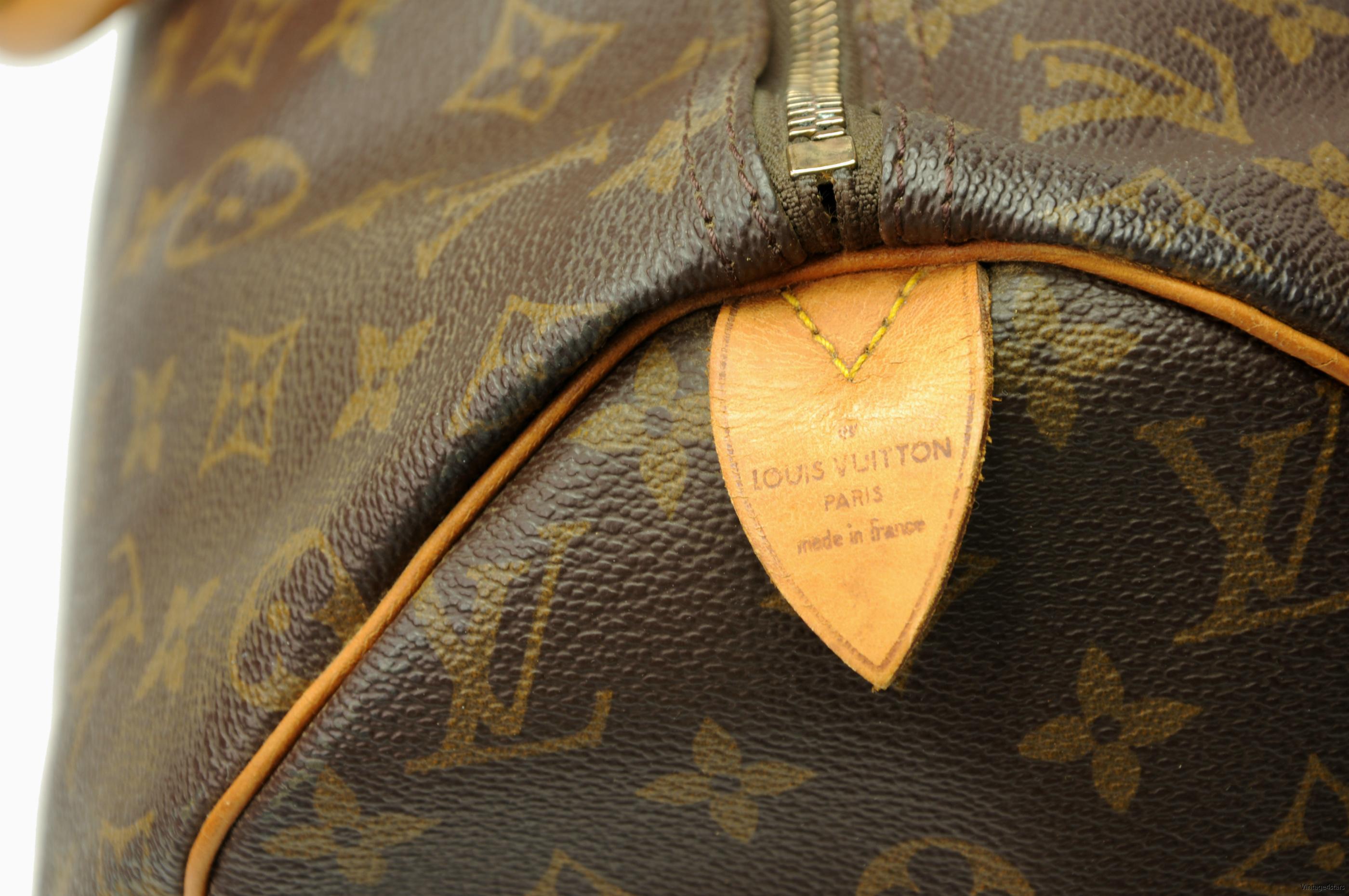Louis Vuitton Speedy 40 Monogram 13