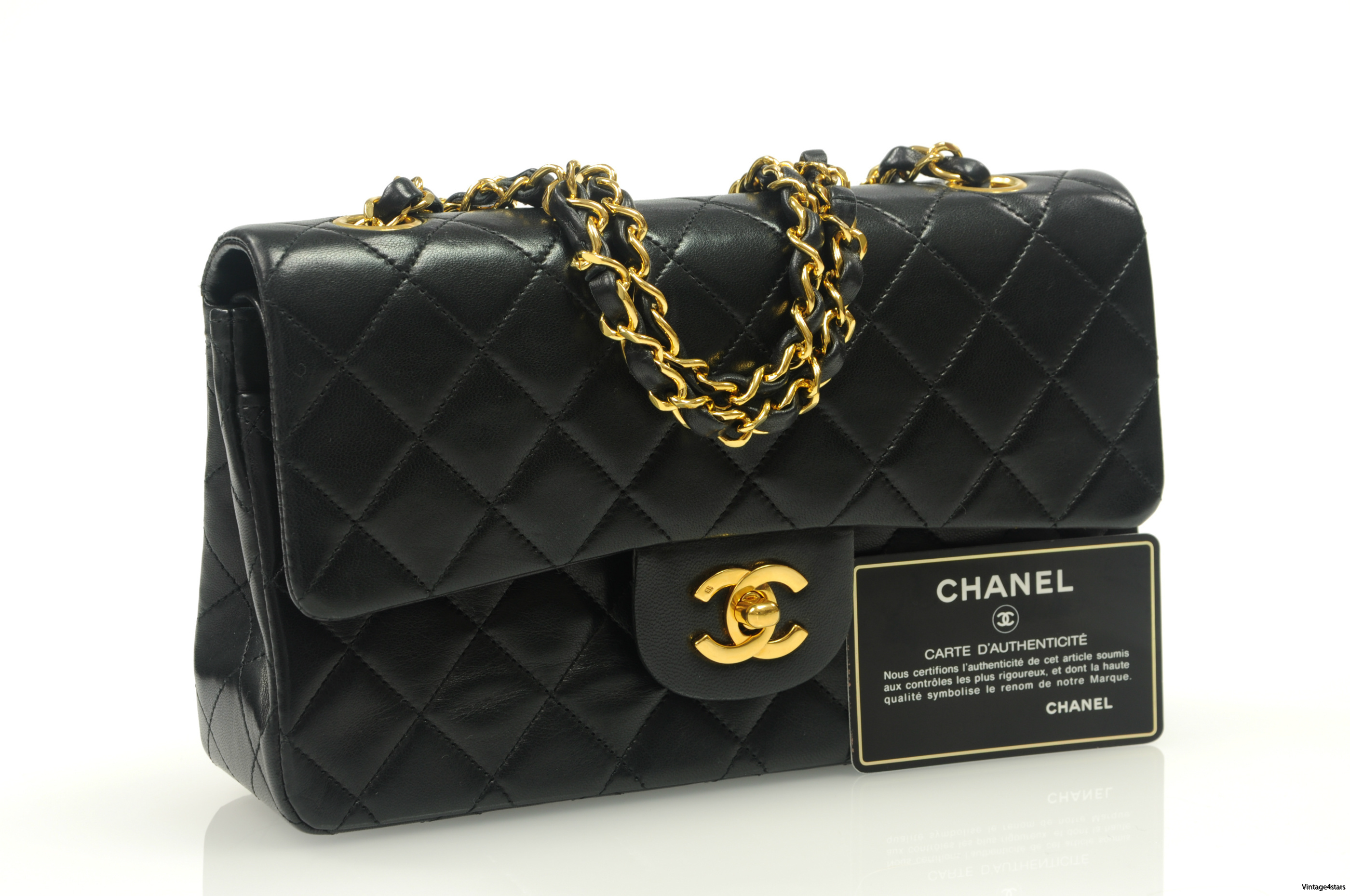 CHANEL Double Flap Small 104