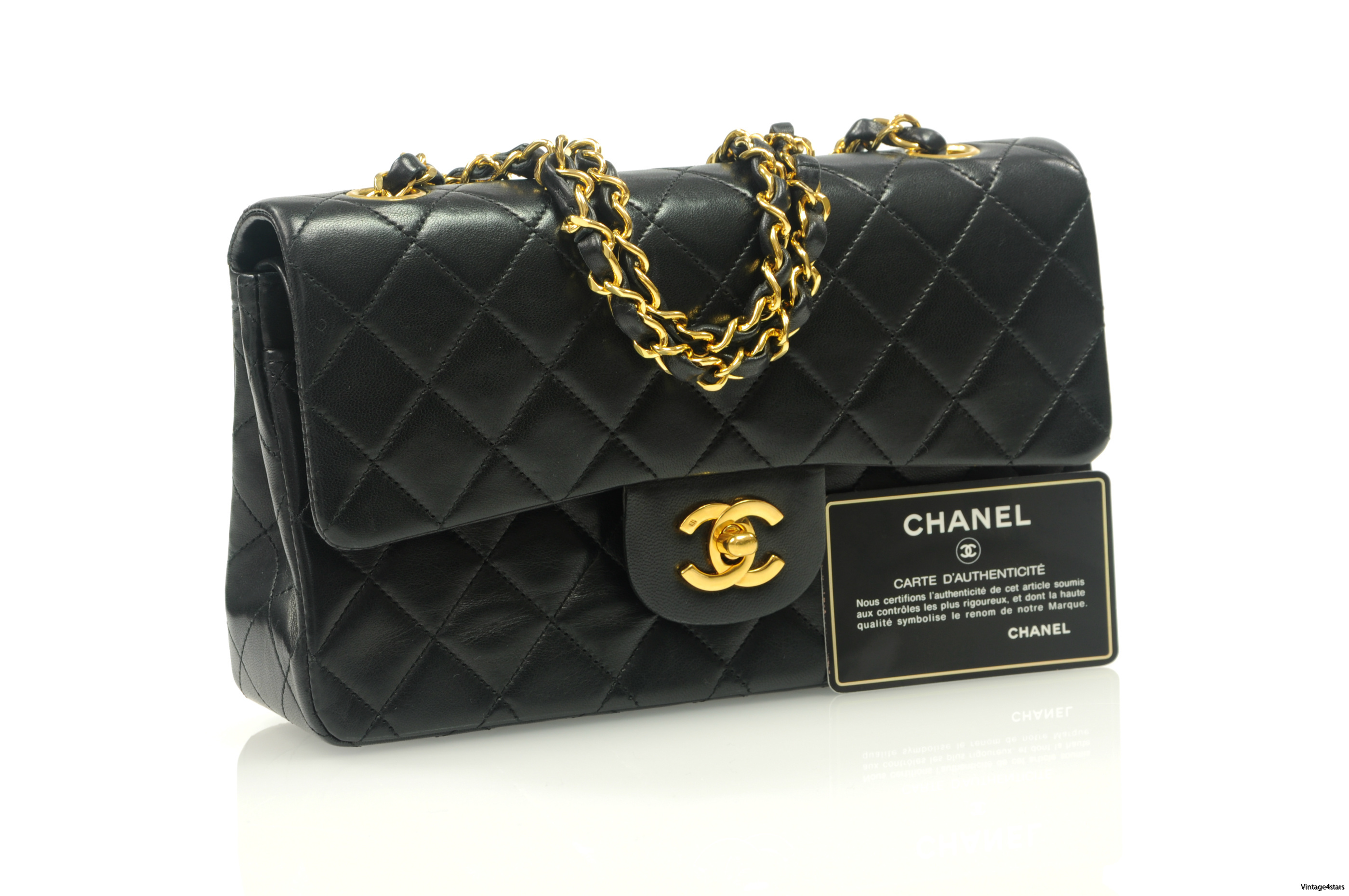 CHANEL Double Flap Small 106