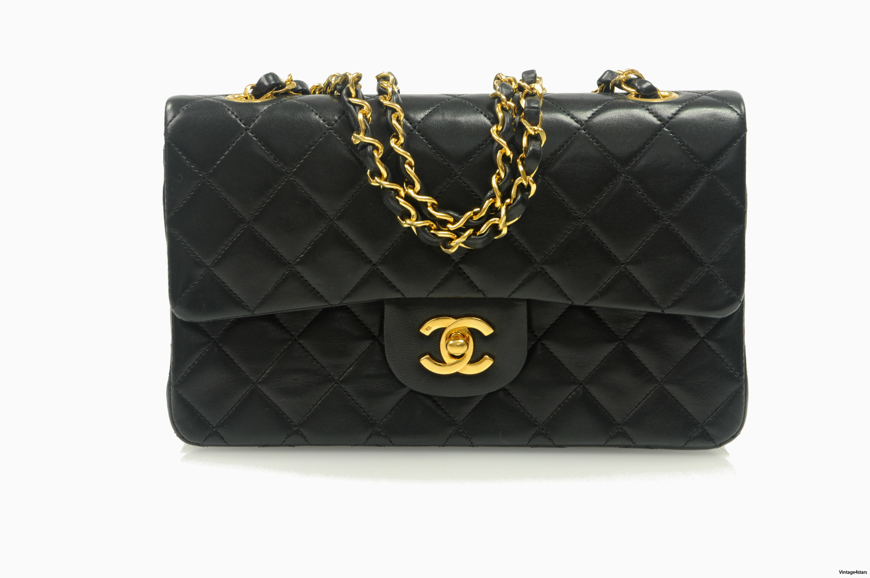 CHANEL Double Flap Small 107