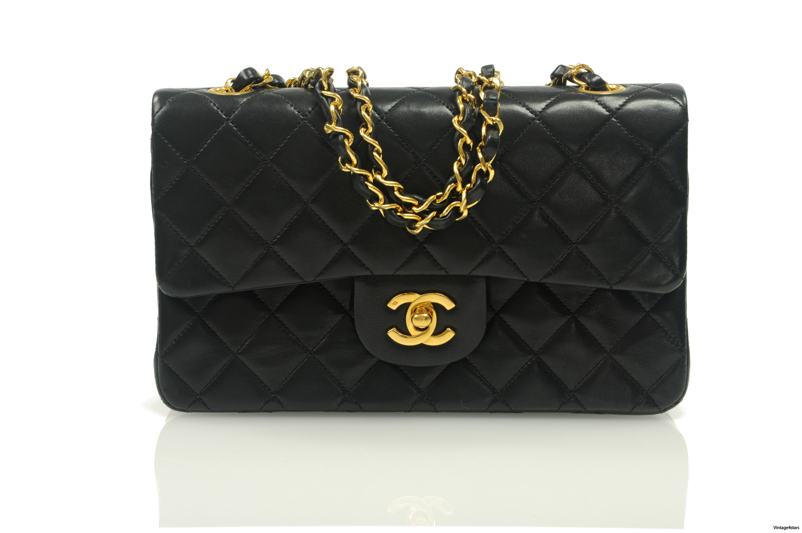 CHANEL Double Flap Small 108